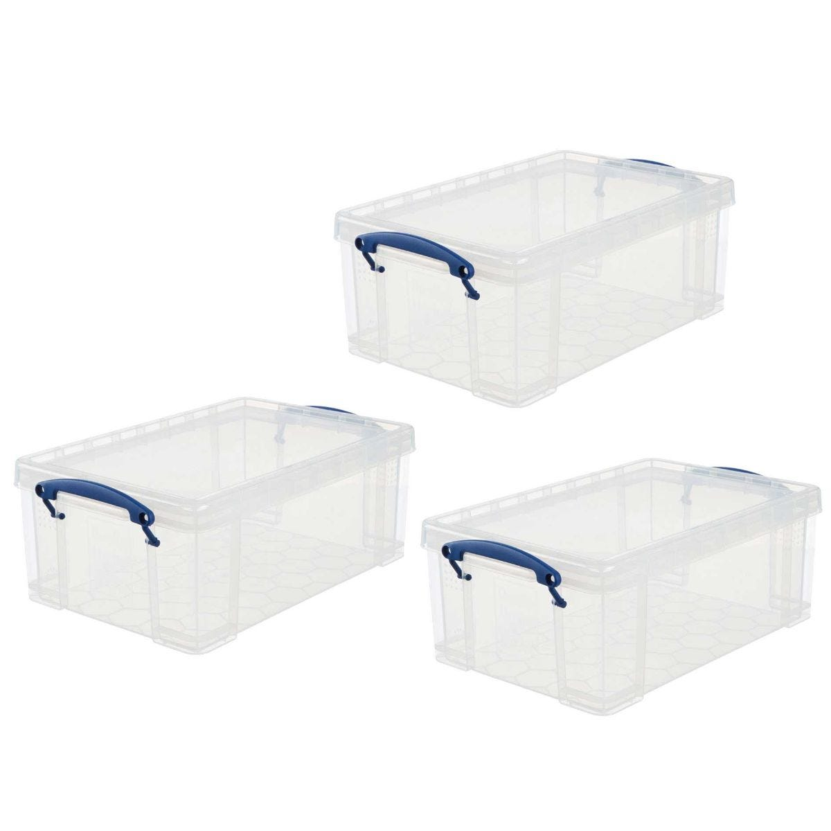 Storage Boxes | Plastic Storage Boxes | Ryman