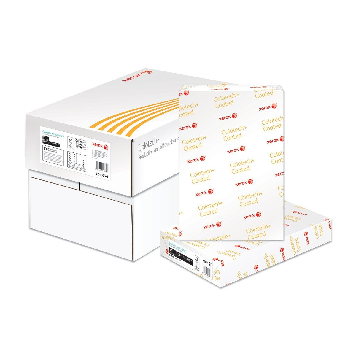 Image of Colotech Copier Paper FSCMX A3 170gsm Silk Coated