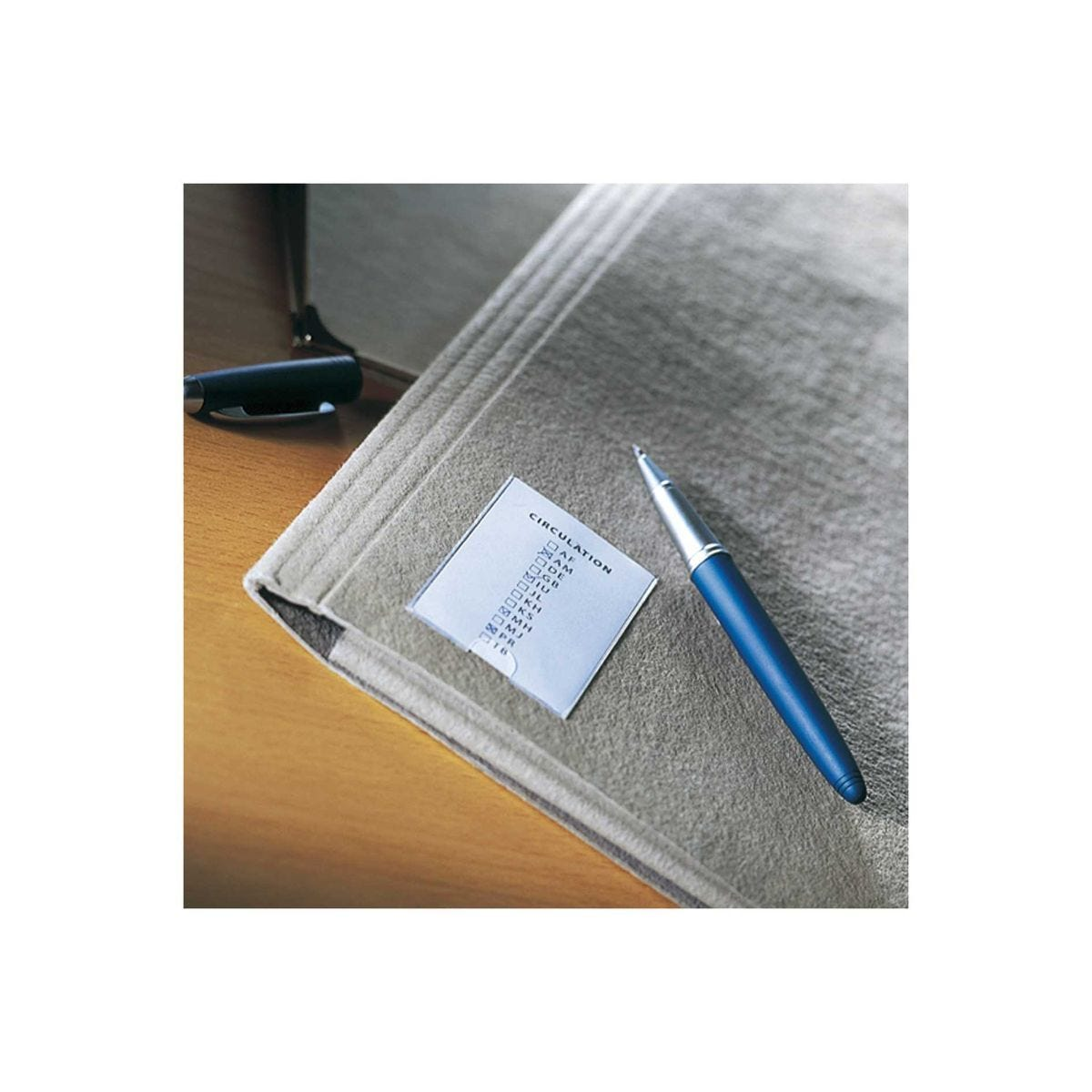 Image of 3L Self Adhesive Label Holders 55 x 102 Pack of 6