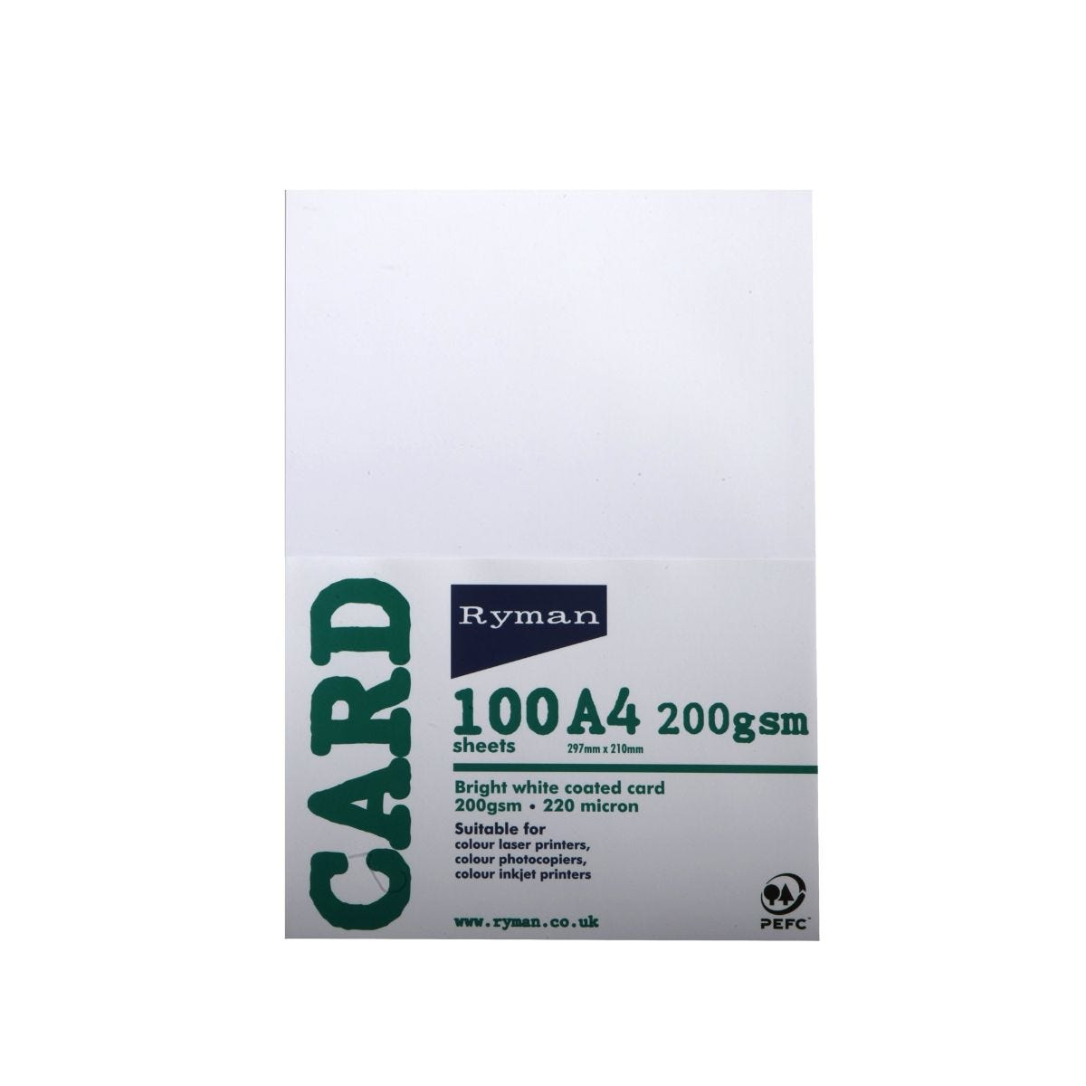 Card   Card Paper   Card Paper for Printers   Ryman® UK