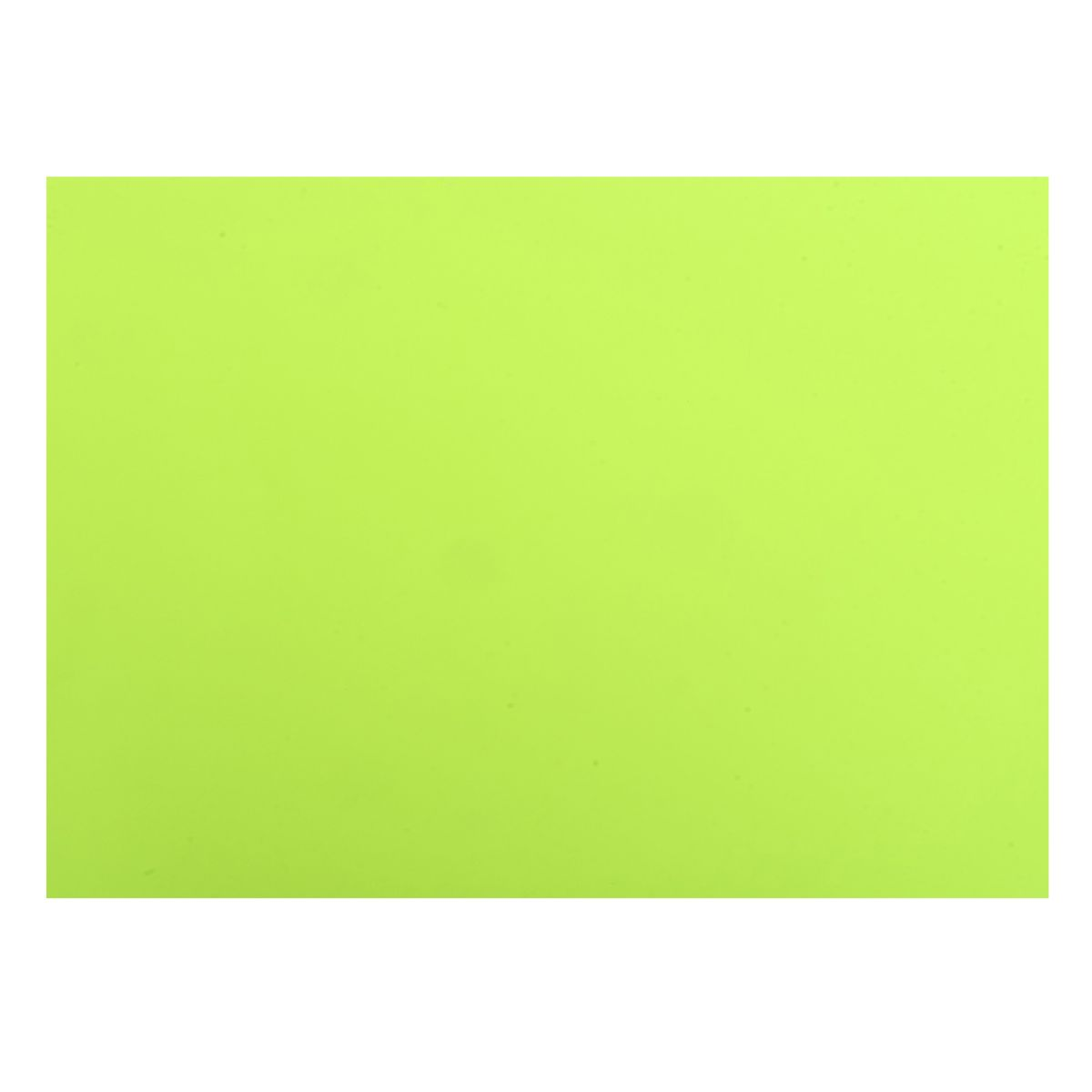 Image of 380mic Fluorescent Card 450x640mm, Yellow
