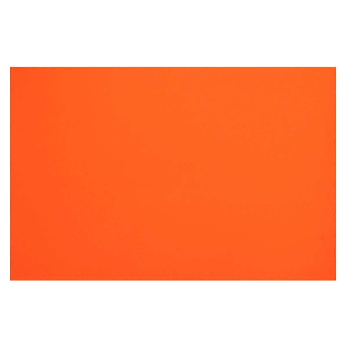 Image of 380mic Fluorescent Card 450x640mm, Orange