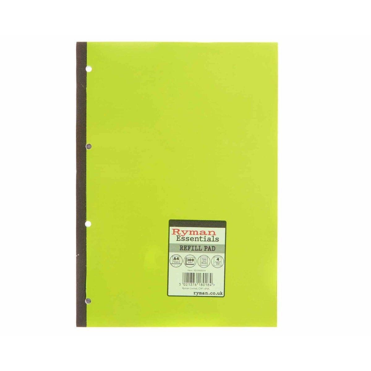 Refill Pads | A4 Refill Pads & More | Ryman® UK