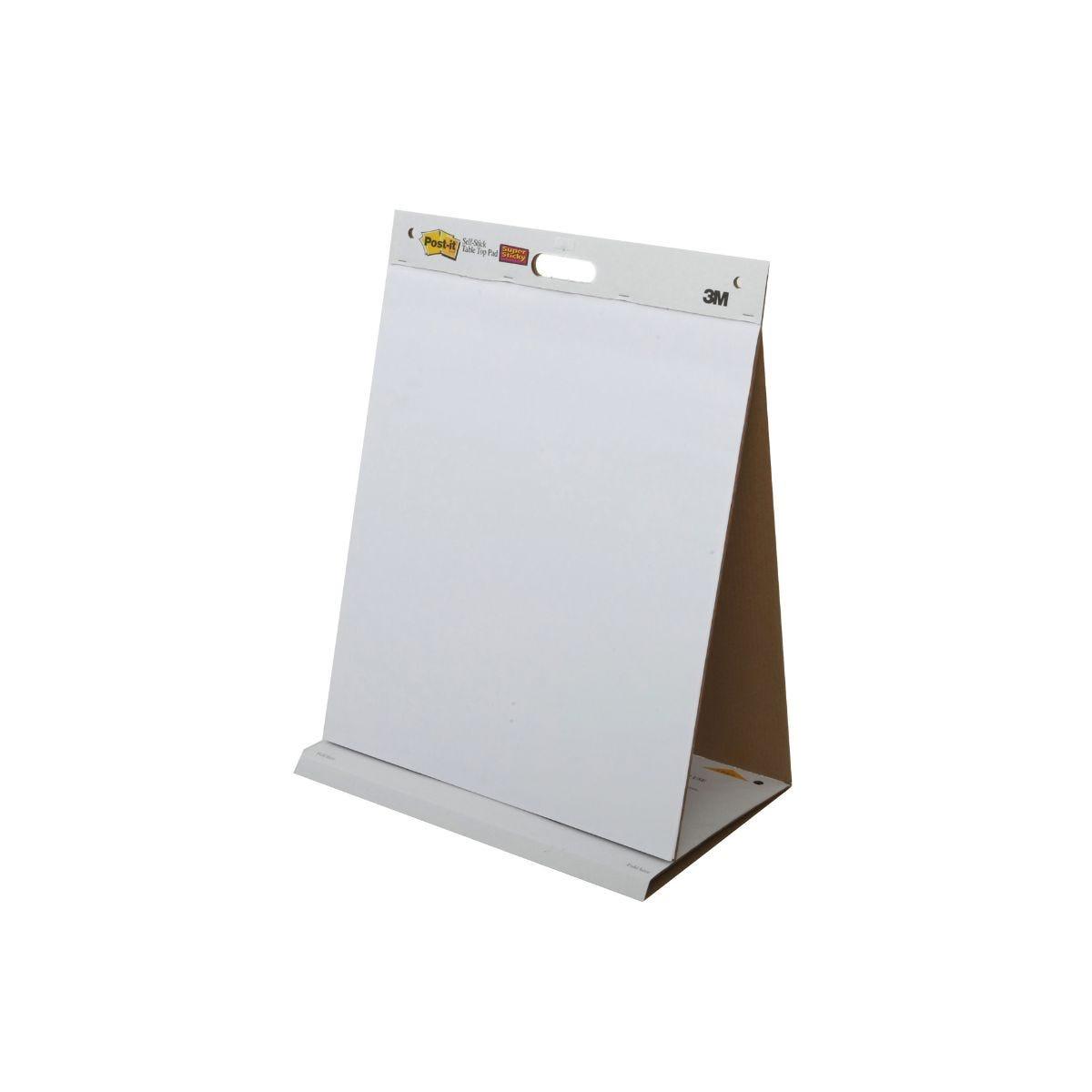 Image of 3M Post-It Flip Chart Pad 20 Sheets
