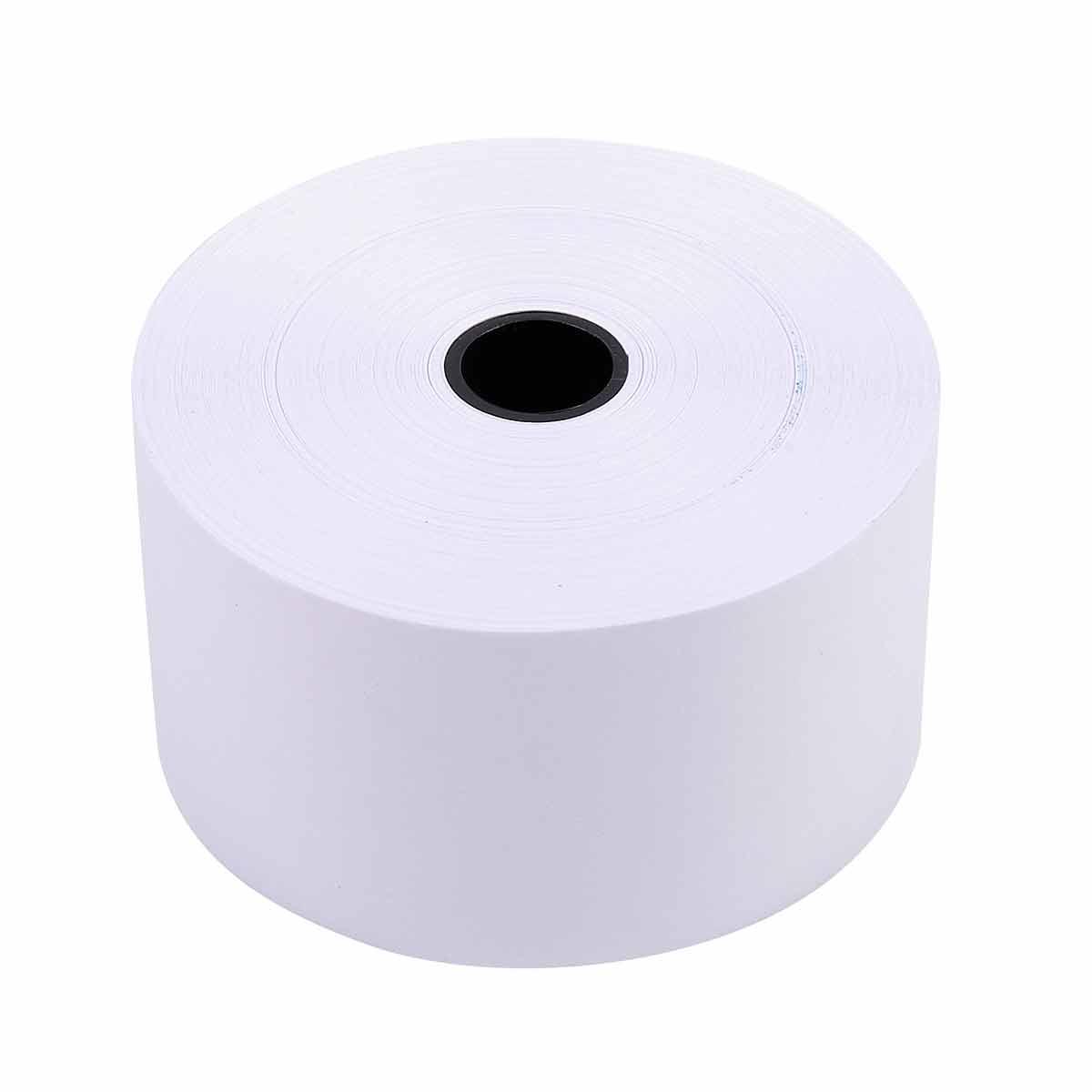 Exacompta Receipt Roll 37x70x12mm 5 Packs of 10