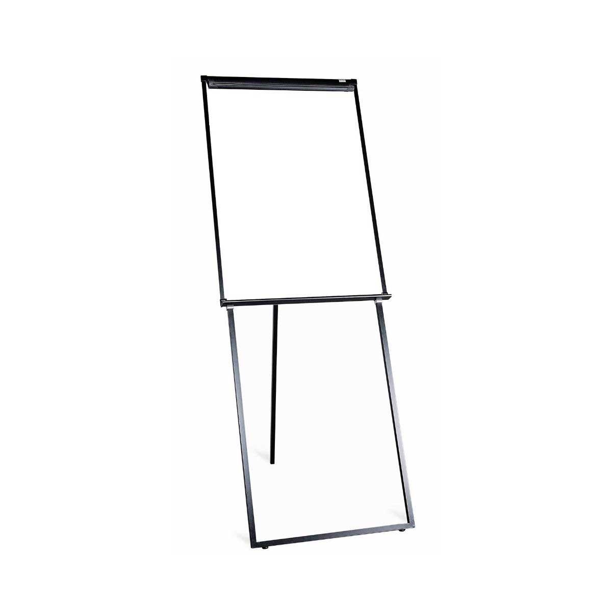Bi-Office Flip Chart Easel A1 Height Adjustable Frame