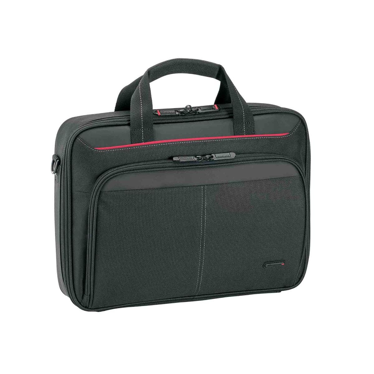 Image of Targus Classic Clamshell Laptop Bag 12-13.4 Inch, Black