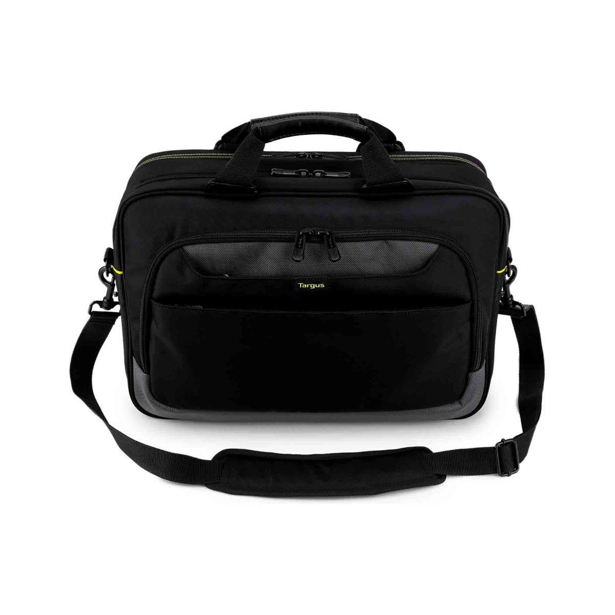 Image of Targus CityGear Topload Laptop Case 13 to 15.6 Inch Black, Black