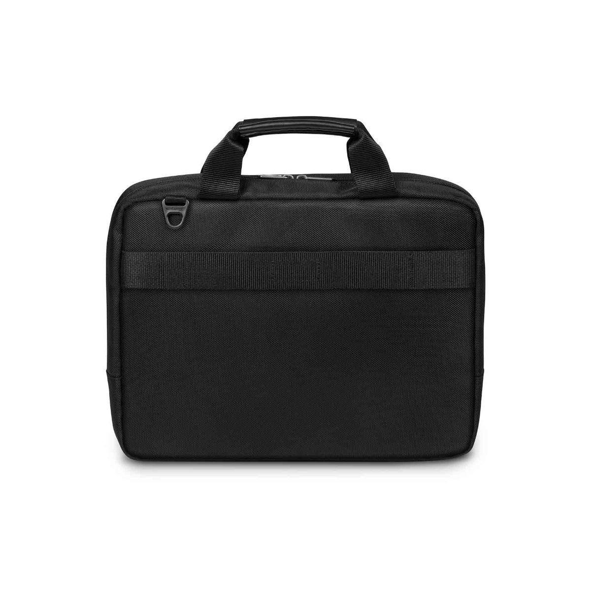 Image of Targus CitySmart Slimline Topload Laptop Case 14 Inch, Black/Grey