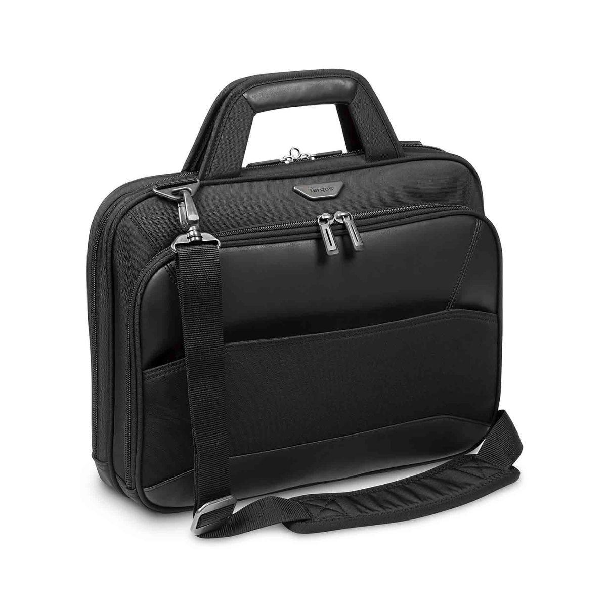 Image of Targus Mobile VIP Topload Laptop Case 14 Inch, Black