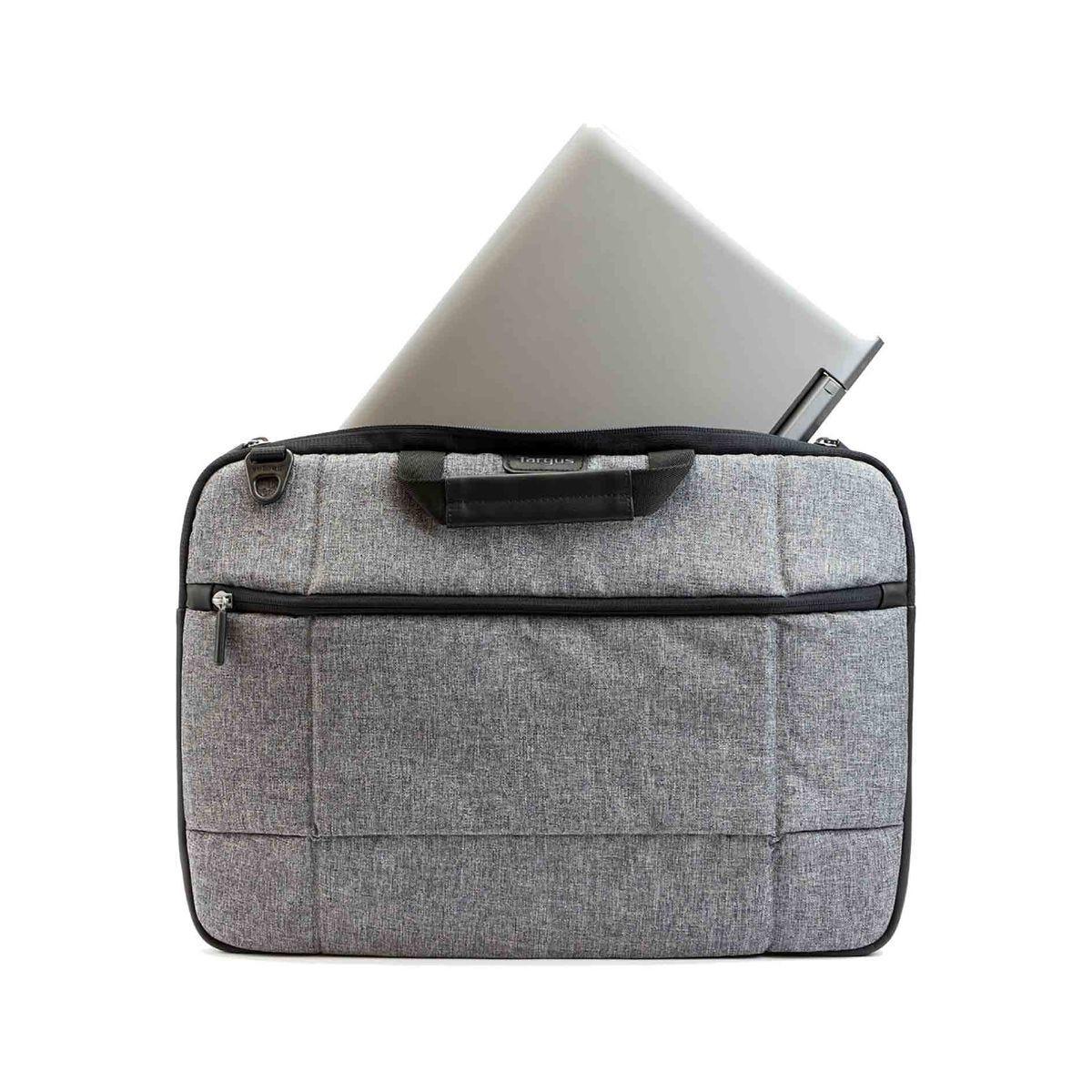 Image of Targus Strata Pro Laptop Slipcase 15.6 Inch Grey, Grey