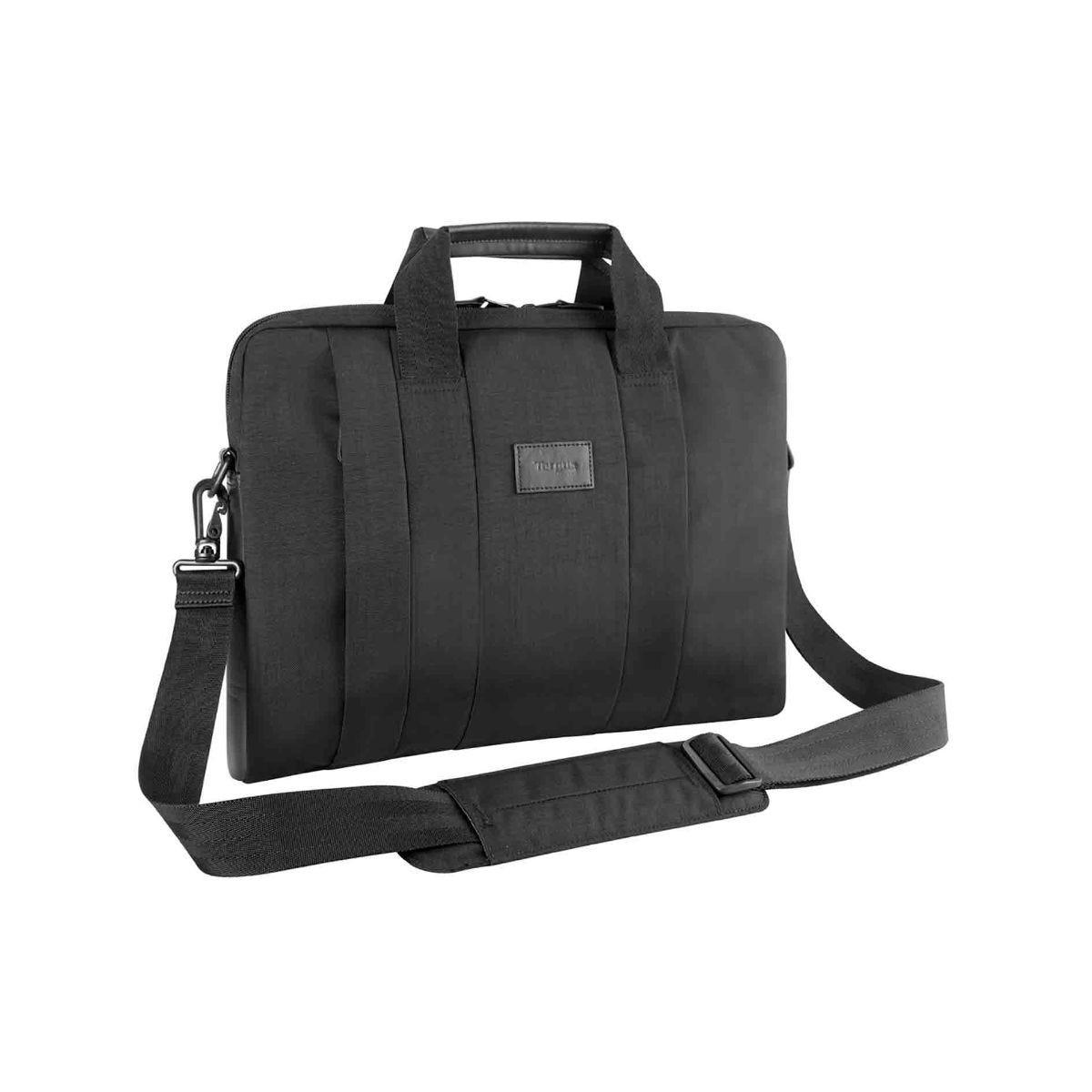 Image of Targus CitySmart Laptop Slipcase 16 Inch Black, Black
