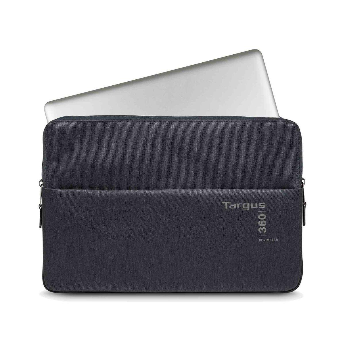 Image of Targus 360 Perimeter Laptop Sleeve 15.6 inch, Ebony