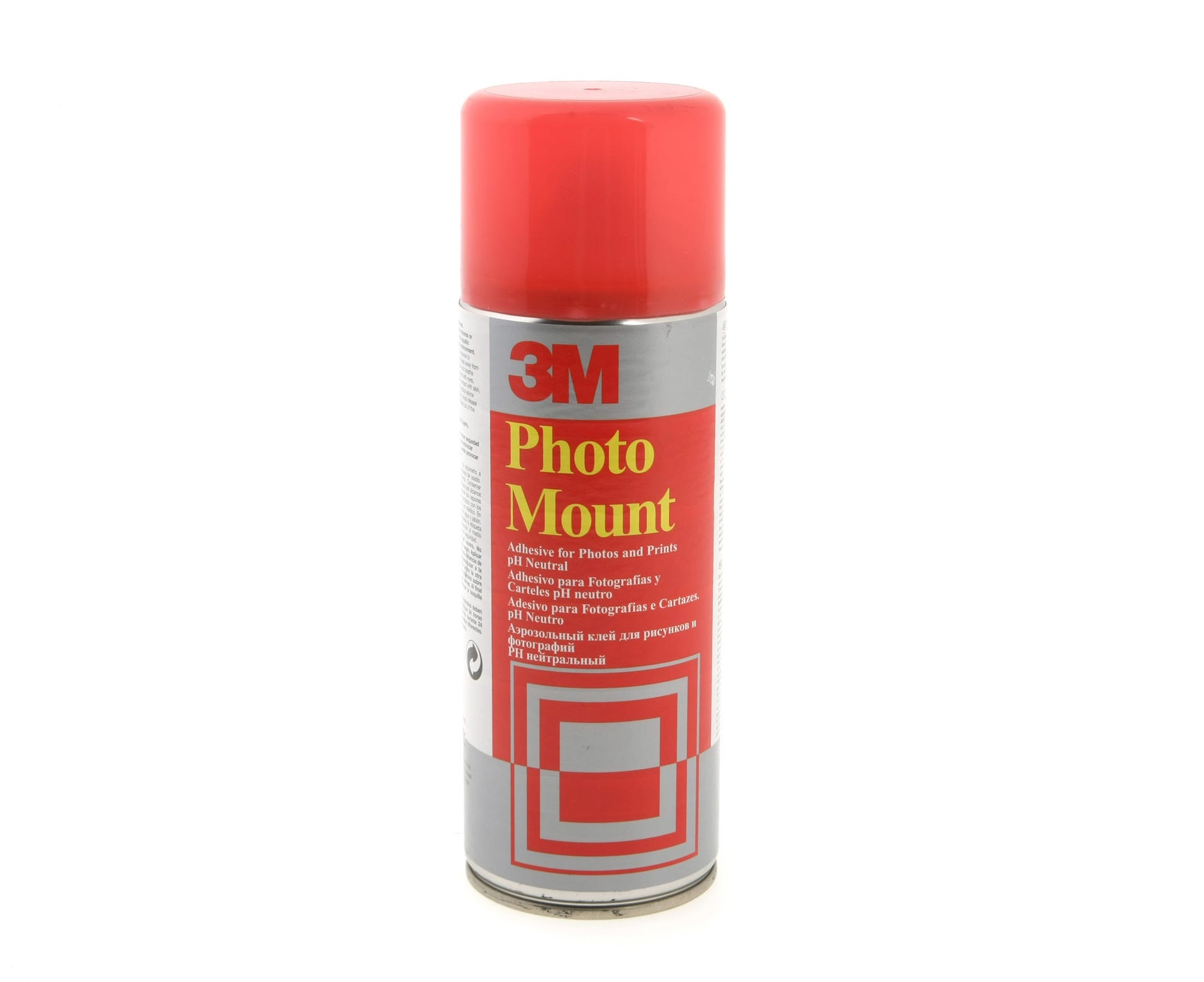 Image of 3M Photomount 400ml Strong Adhesive