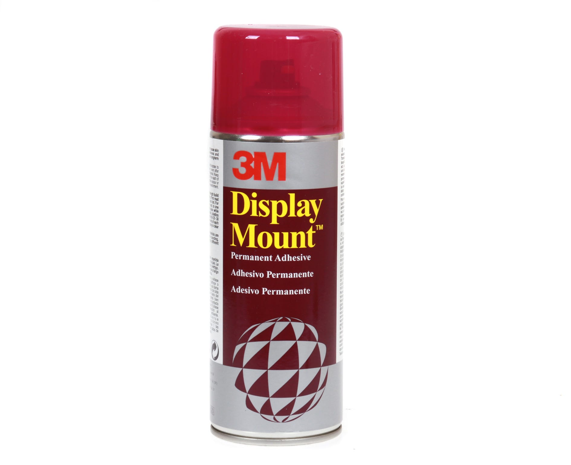 Image of 3M Scotch Display Mount 400ml, Clear