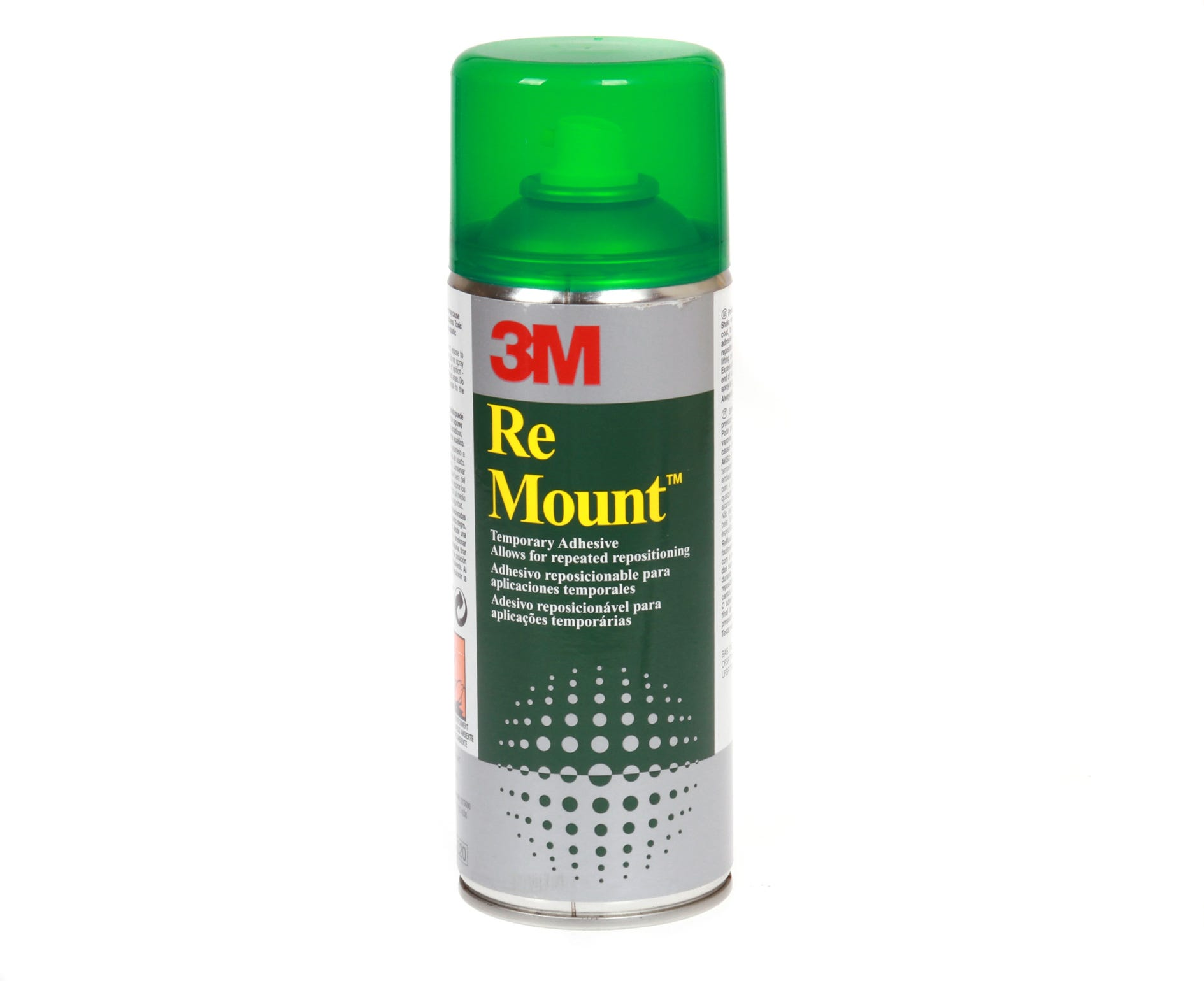Image of 3M Scotch ReMount 400ml, Clear