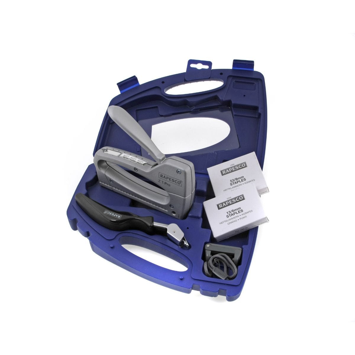 Rapesco Z T Pro Stapler Tacker Kit