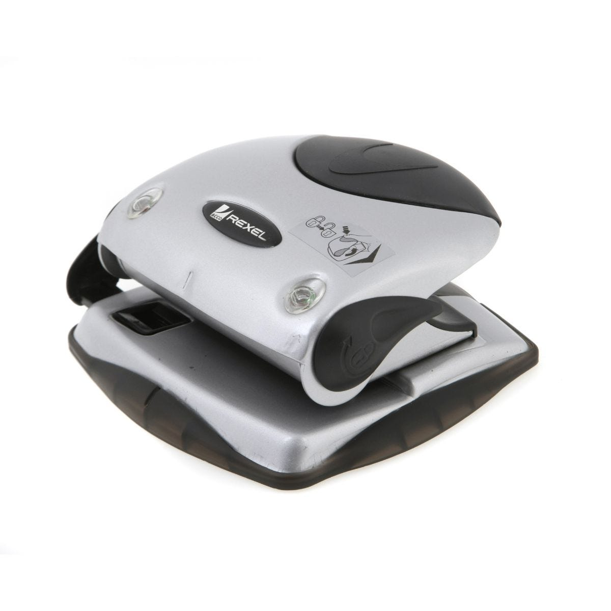 Rexel p225 2 hole punch medium duty 25 sheet capacity for What does punch out mean in construction
