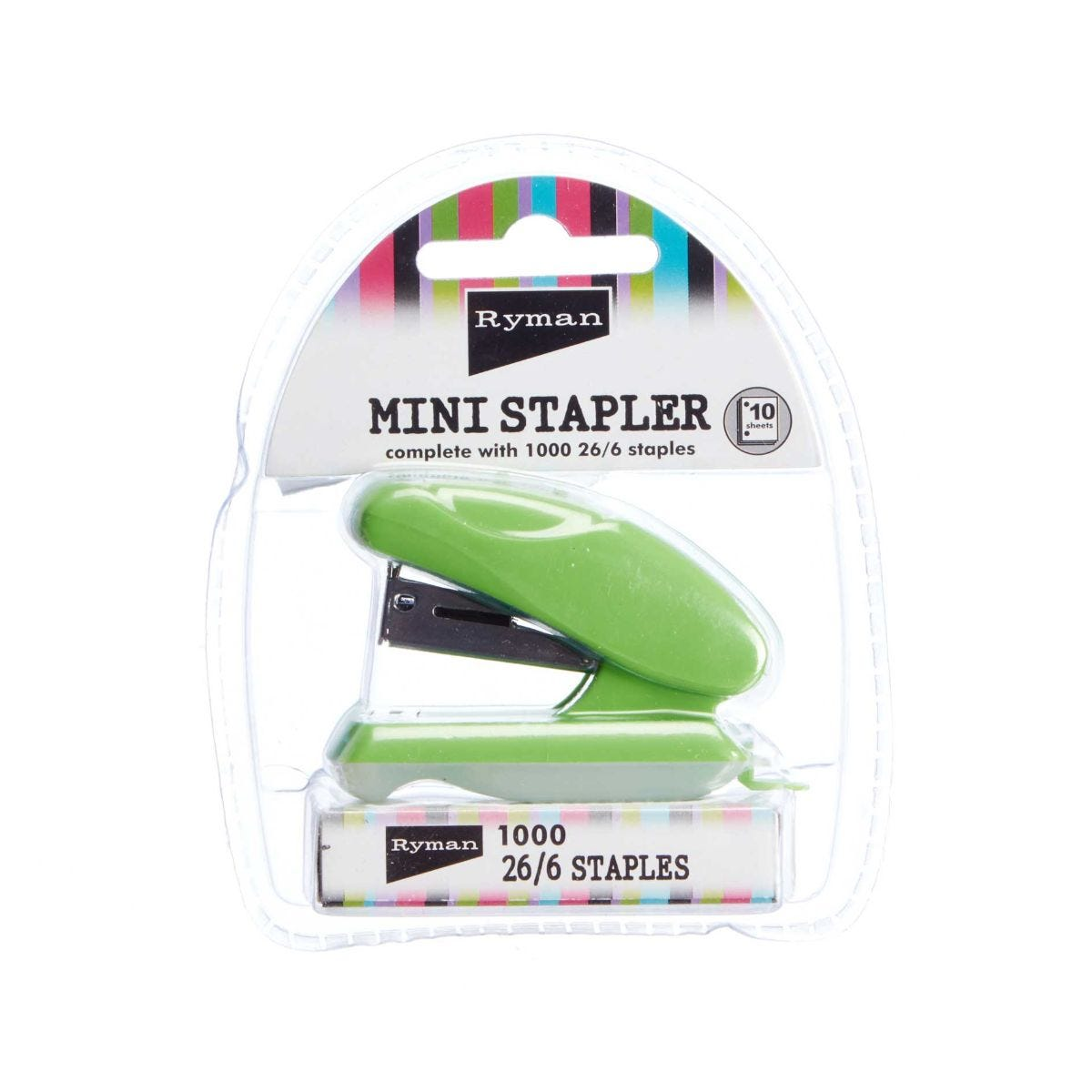 staplers staples desk accessories office supplies ryman