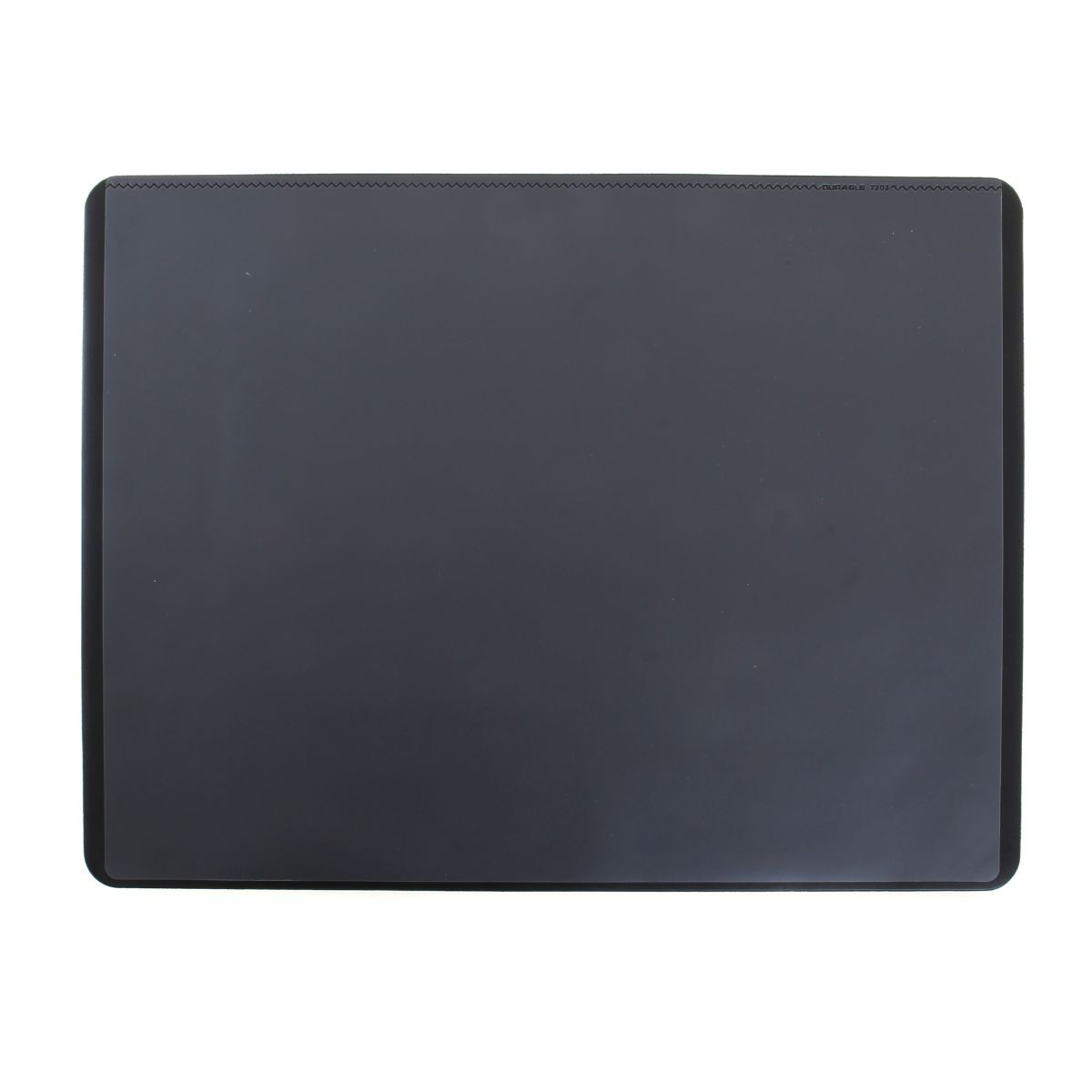 Durable Desk Mat With Overlay Small Black Octer 163 15 99