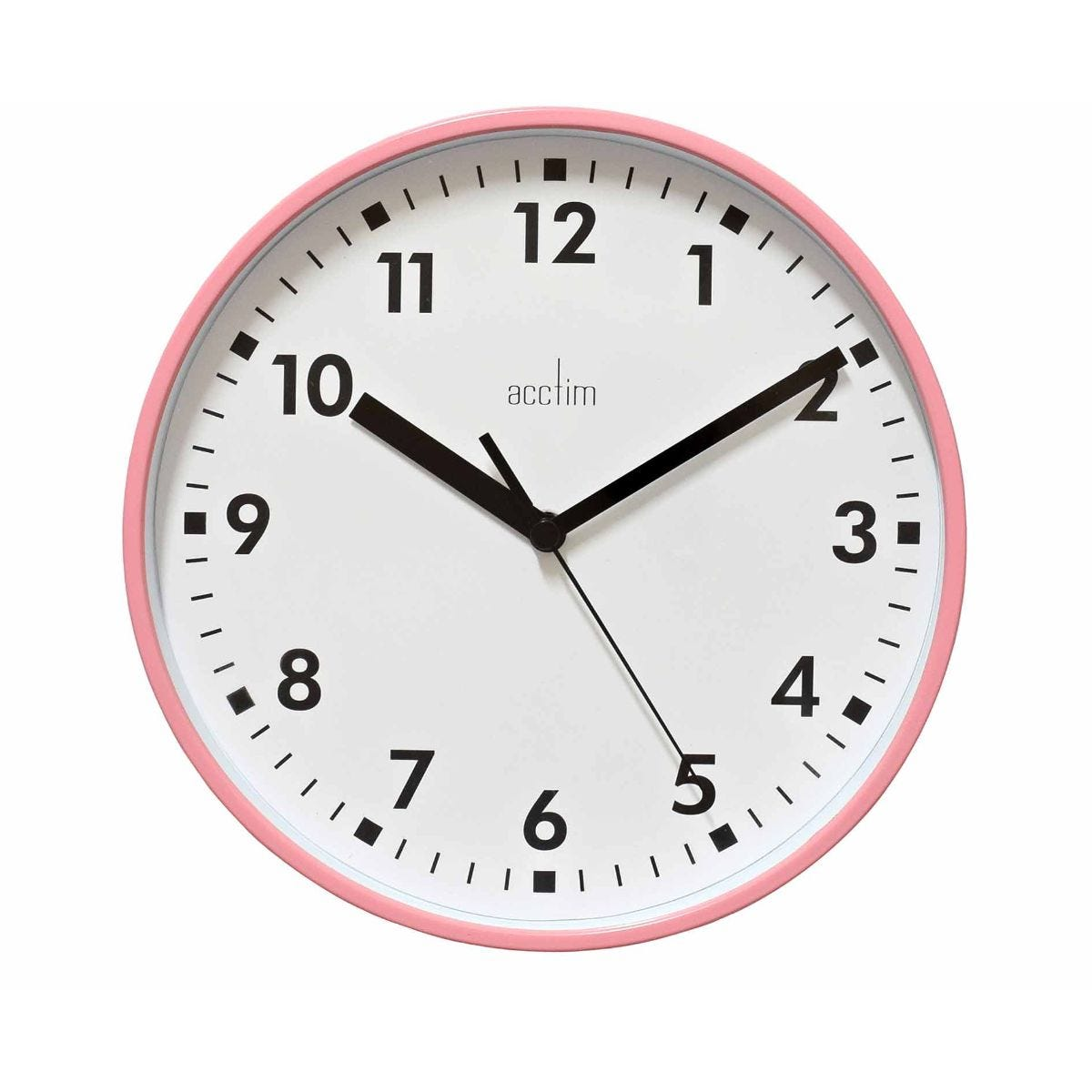 Image of Acctim Wickford Wall Clock, Peony