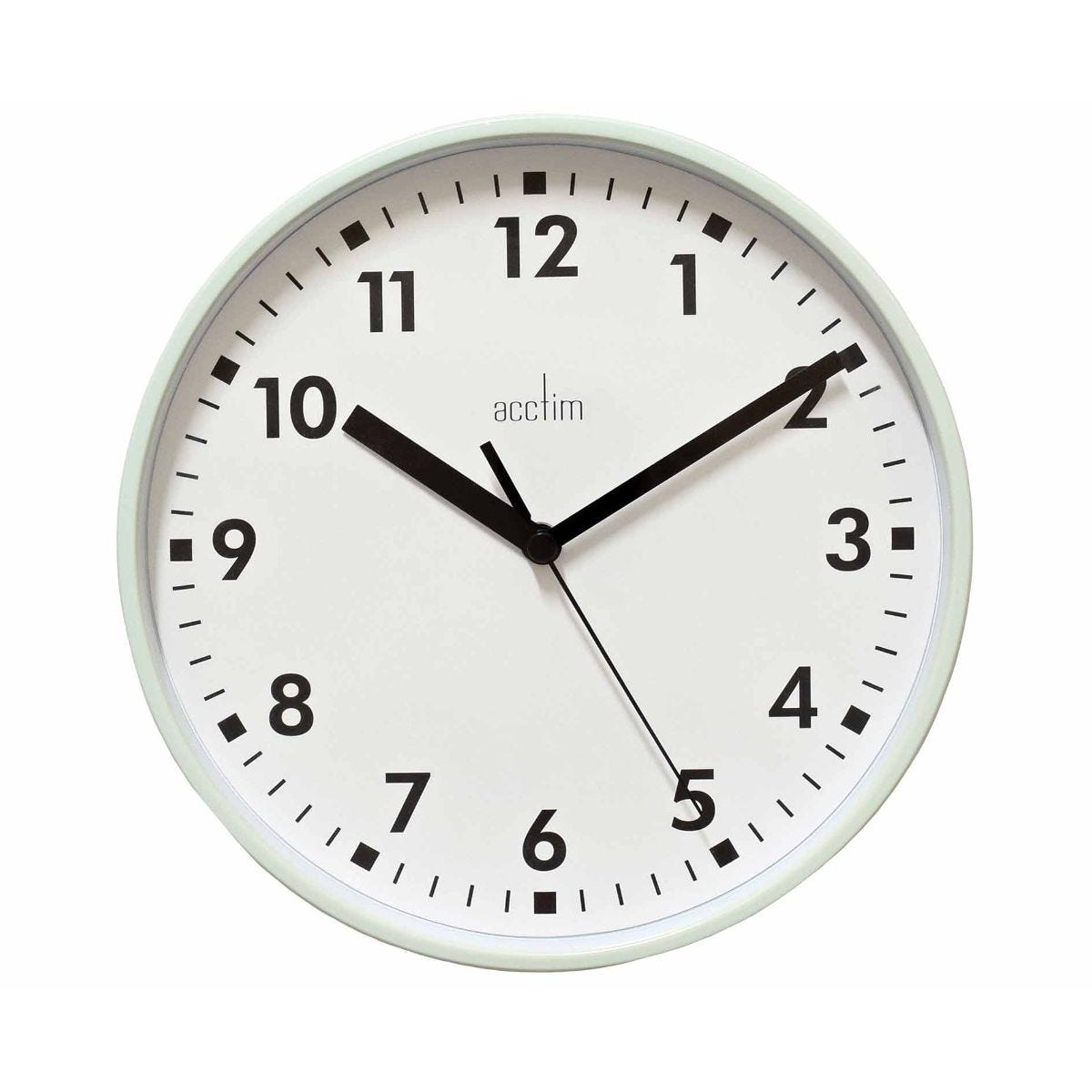 Image of Acctim Wickford Wall Clock, Mint