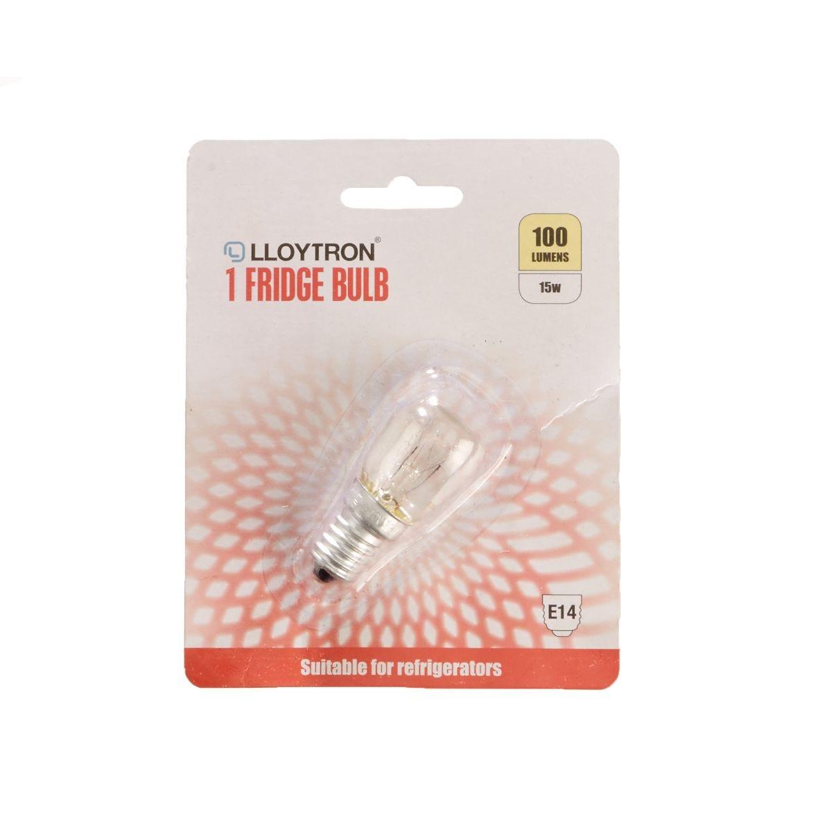 Refrigerator Light Bulb E14 15w 240V