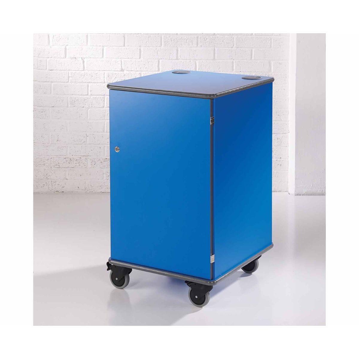 Metroplan Multi-Media Projector Cabinet, Blue