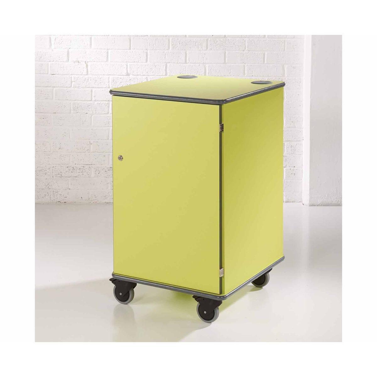 Metroplan Multi-Media Projector Cabinet, Lime