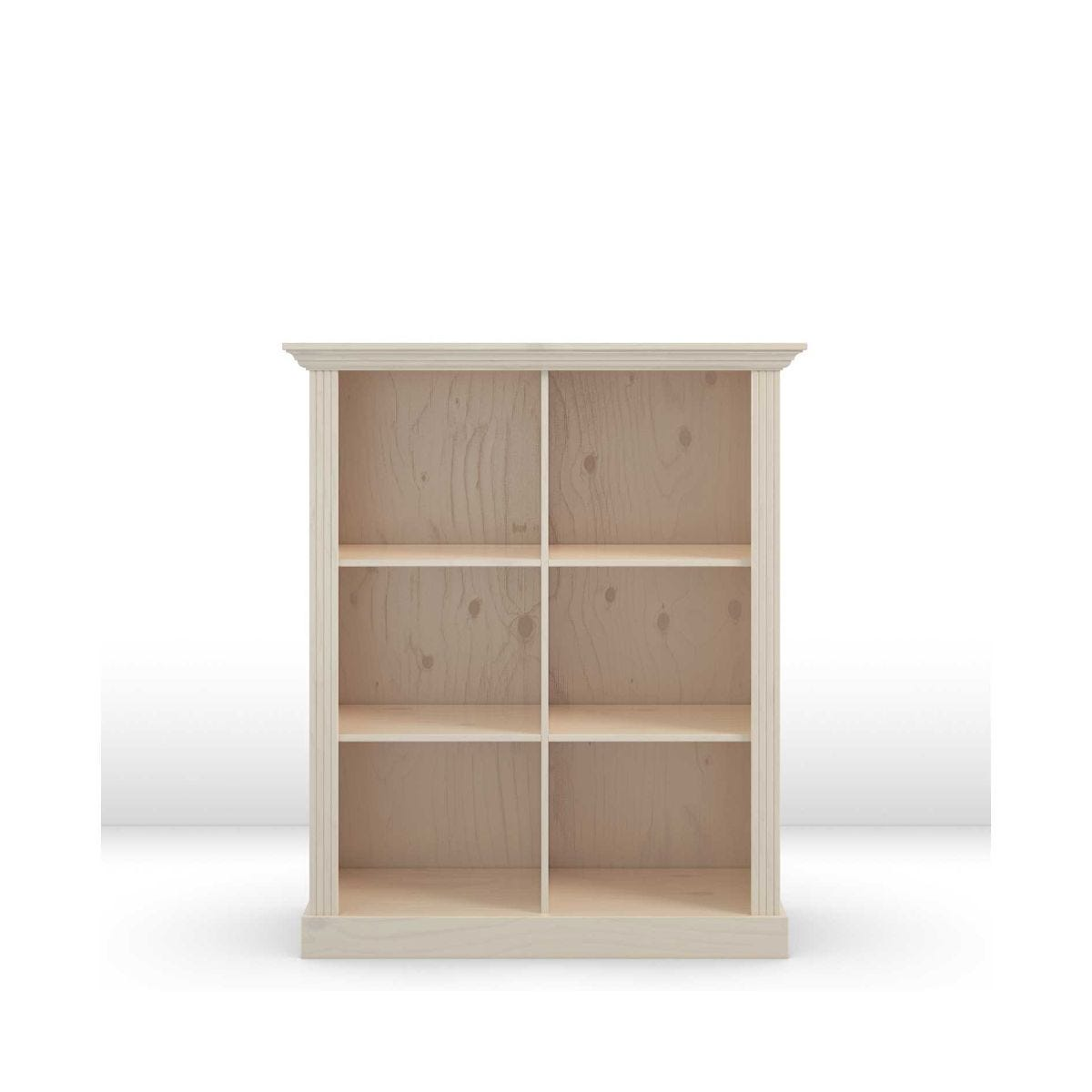 Steens Monaco 4 Shelf Bookcase