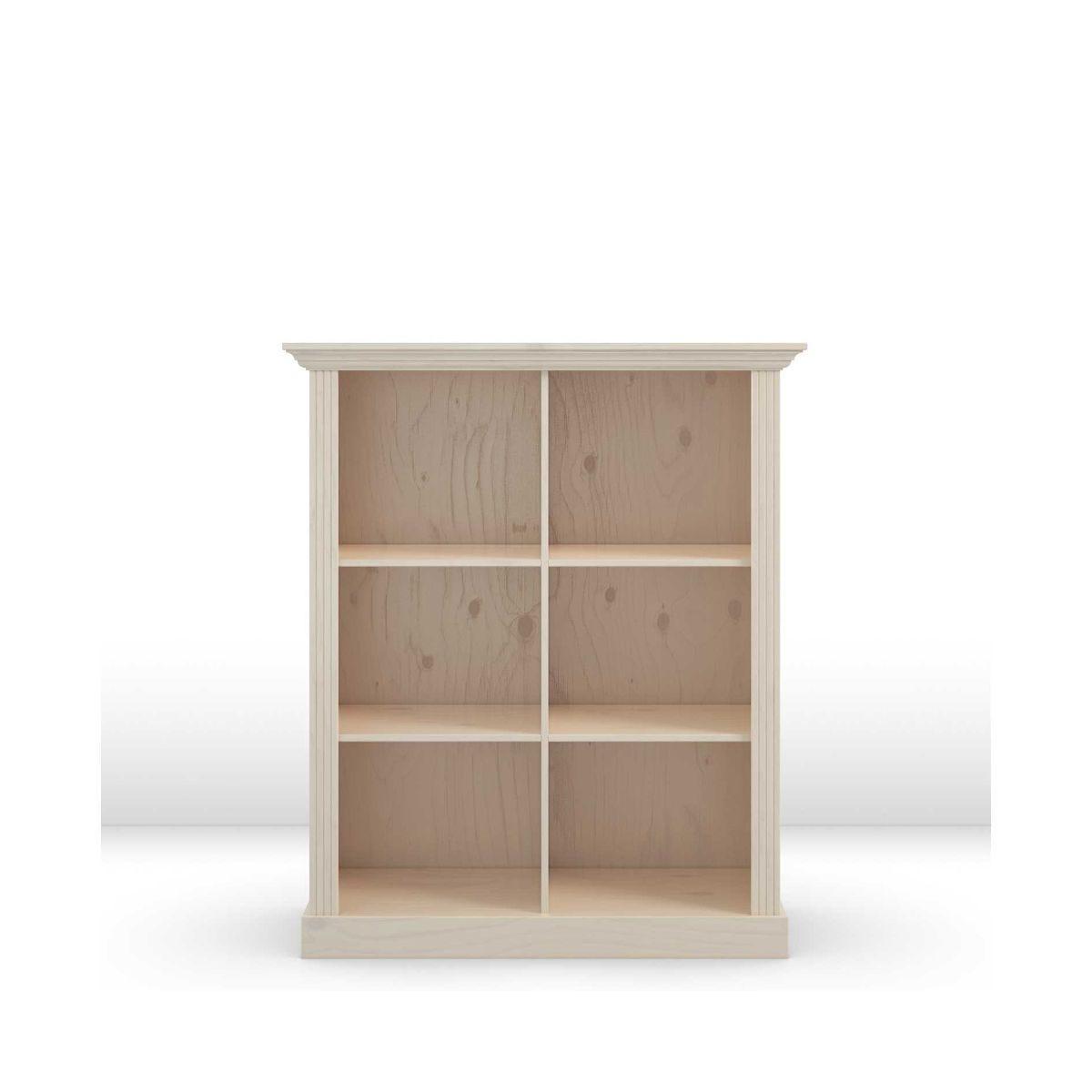 Steens Monaco 4 Shelf Bookcase