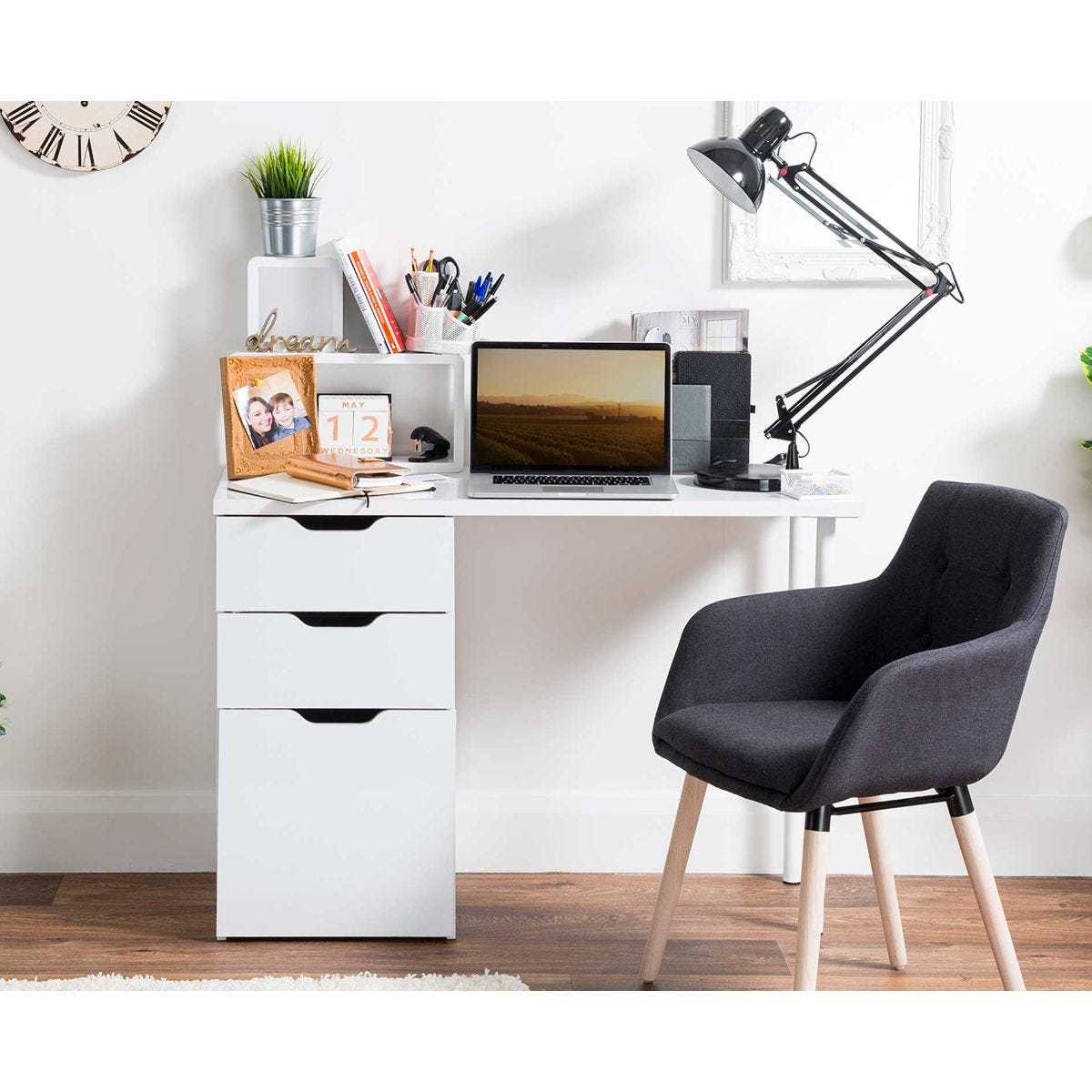 l inspirations storage home most under drawers drawer shaped cabinet divine file desk office with