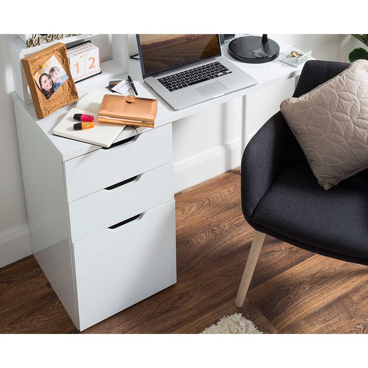 high gloss office furniture. Prestbury-High-Gloss-Office-Desk High Gloss Office Furniture
