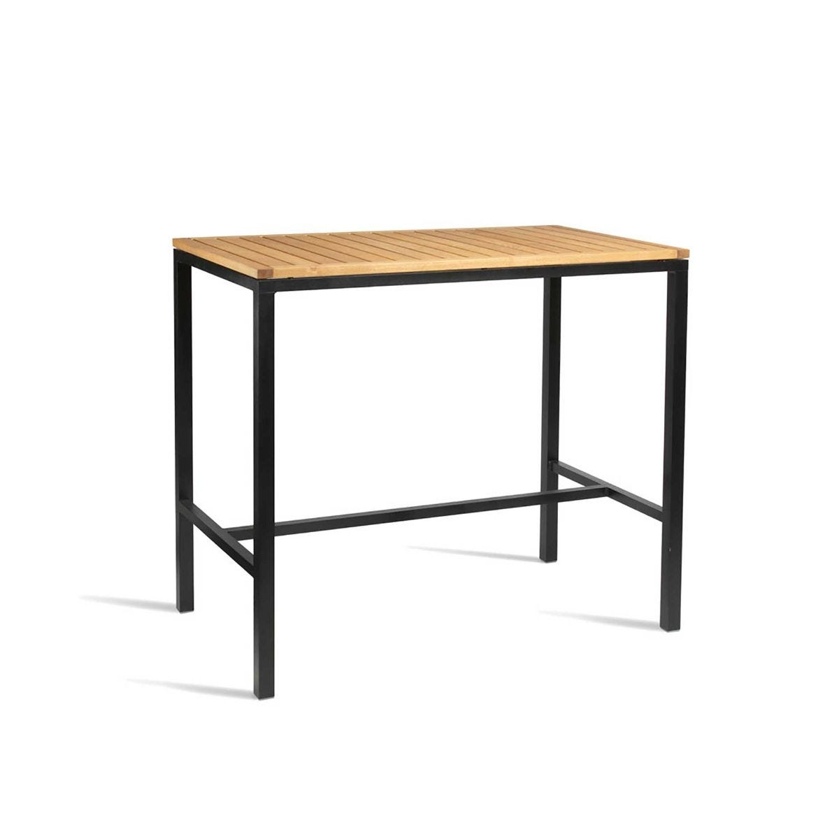 Ice Rectangular High Table