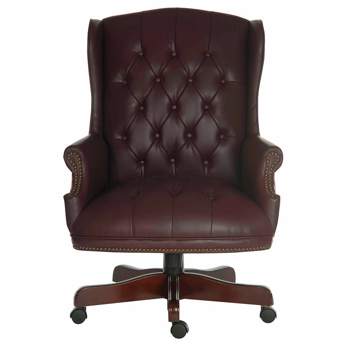 Brown Executive Chairs Office Chairs U0026 Seating Furniture U0026 Storage   Ryman