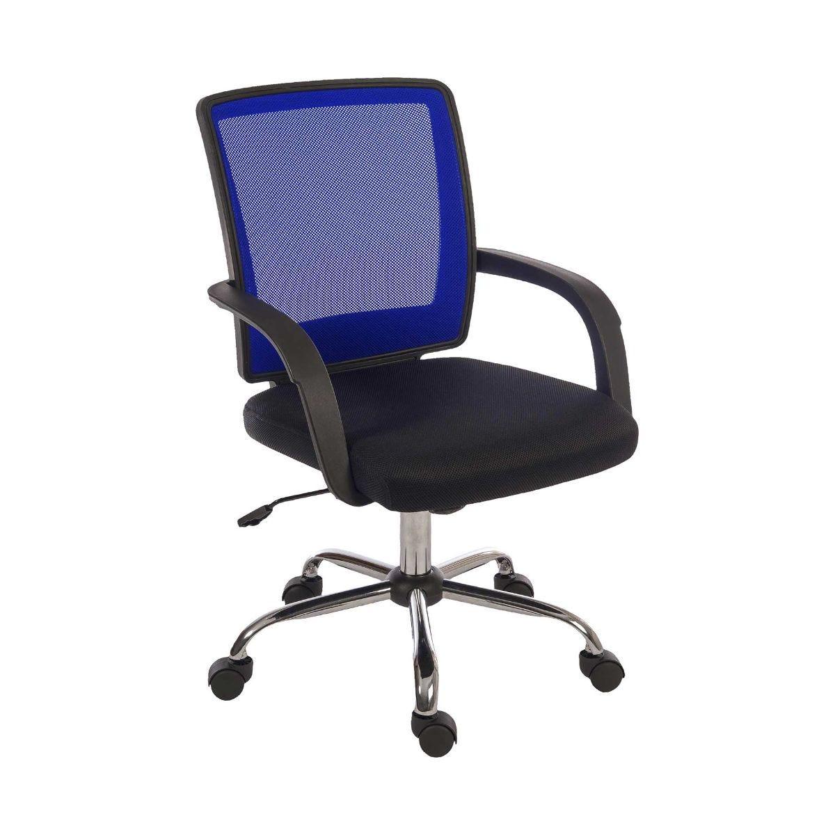 star mesh back chair