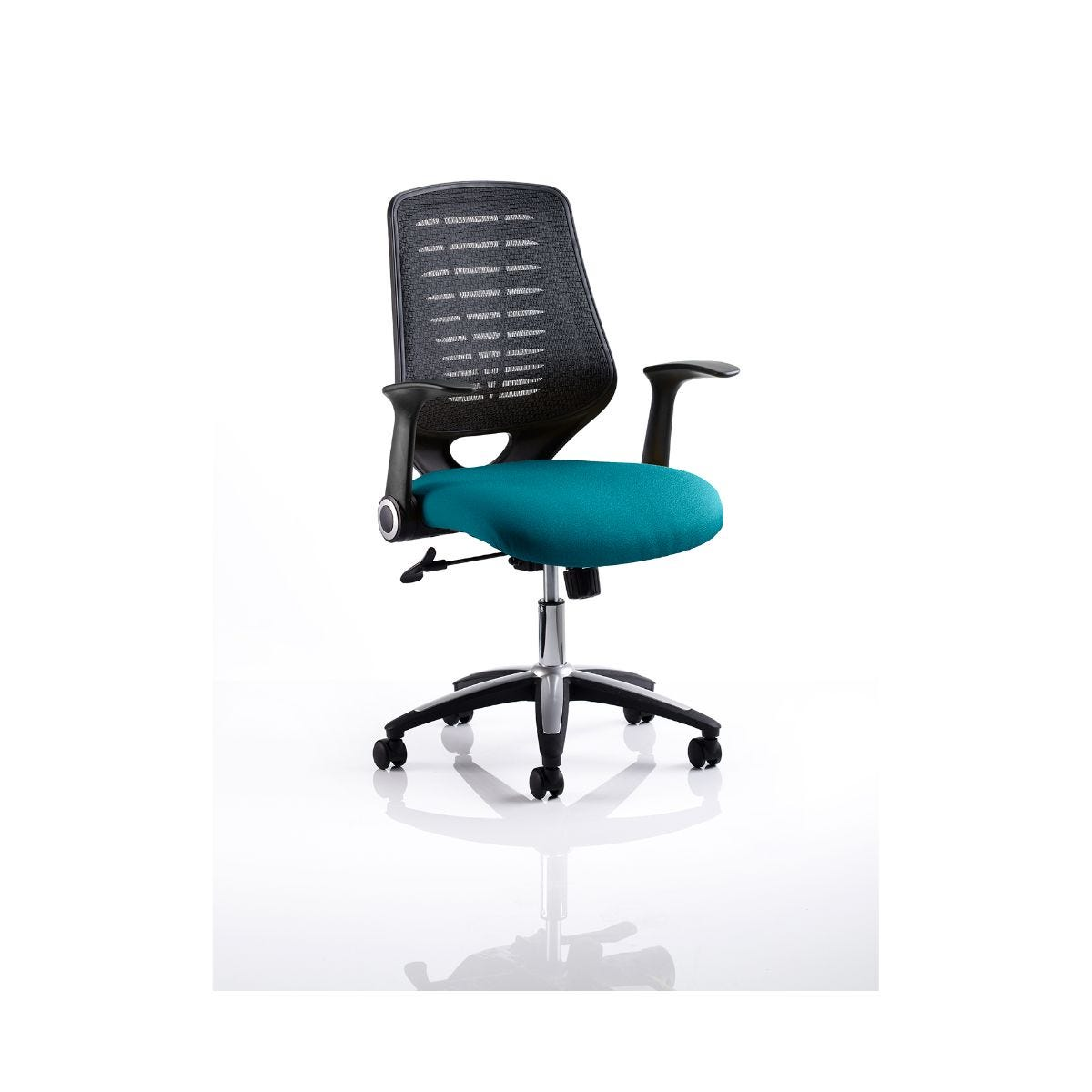 Relay Mesh Back Office Chair, Kingfisher