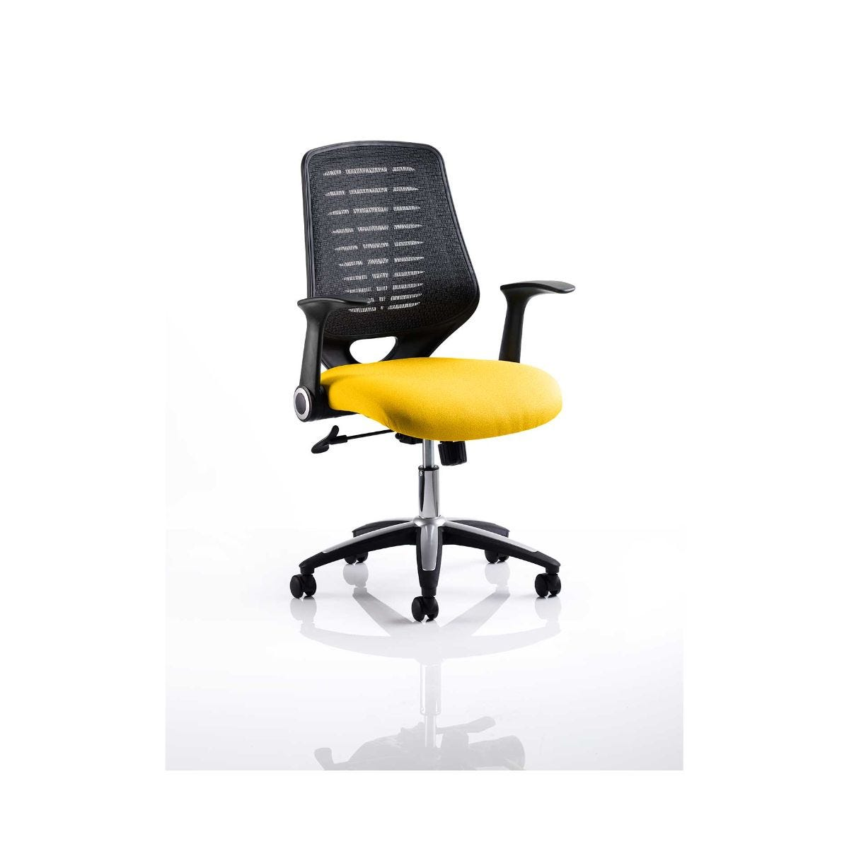 Relay Mesh Back Office Chair, Sunset