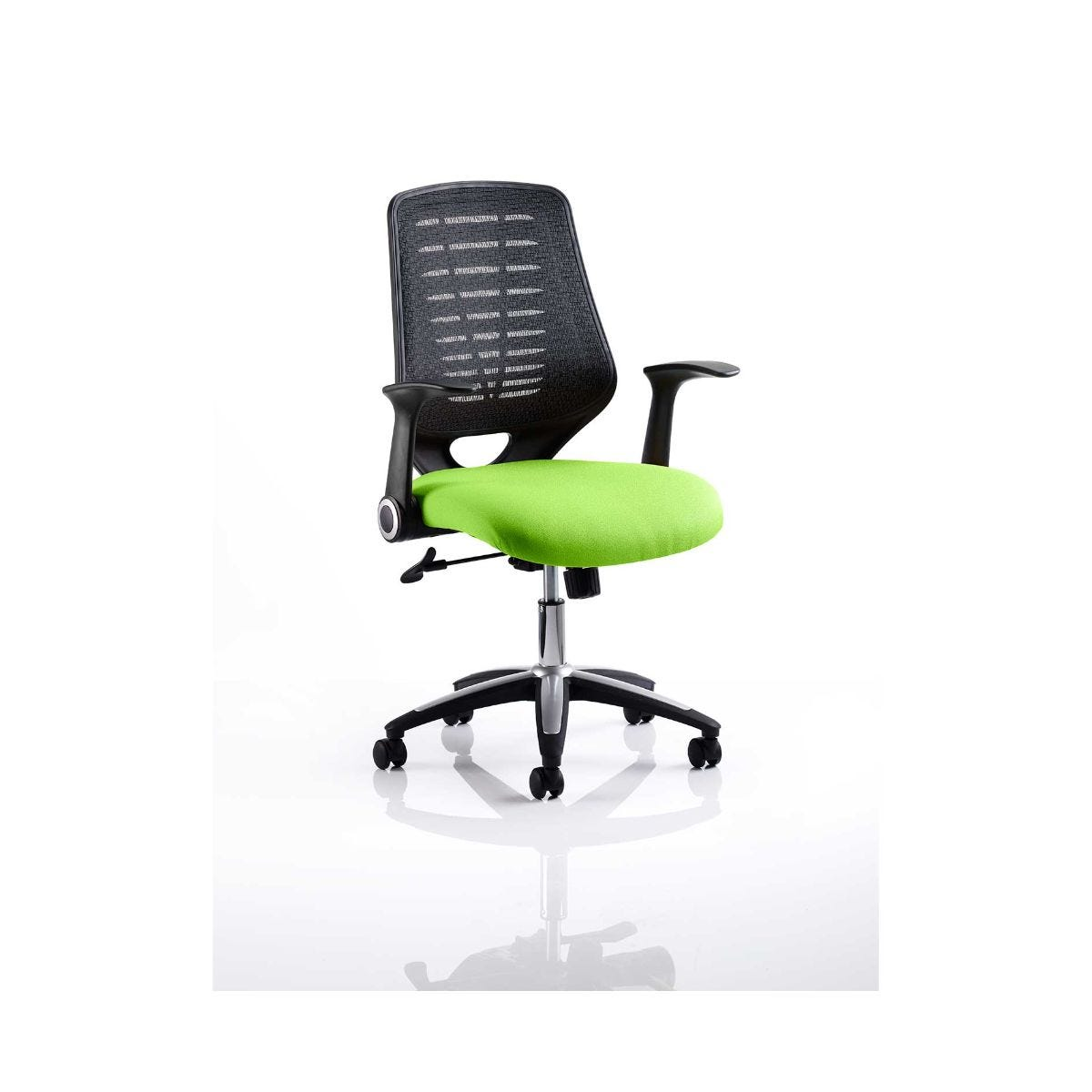 Relay Mesh Back Office Chair, Swizzle