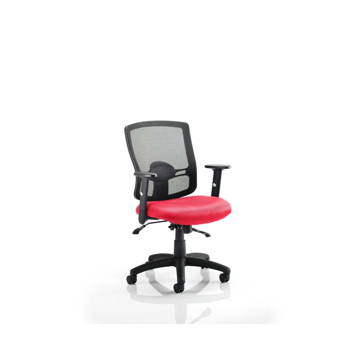 Portland Colour Office Chair, Bergamot