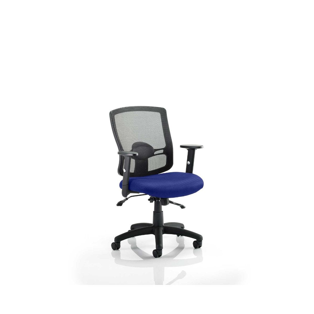Portland Colour Office Chair, Stevia
