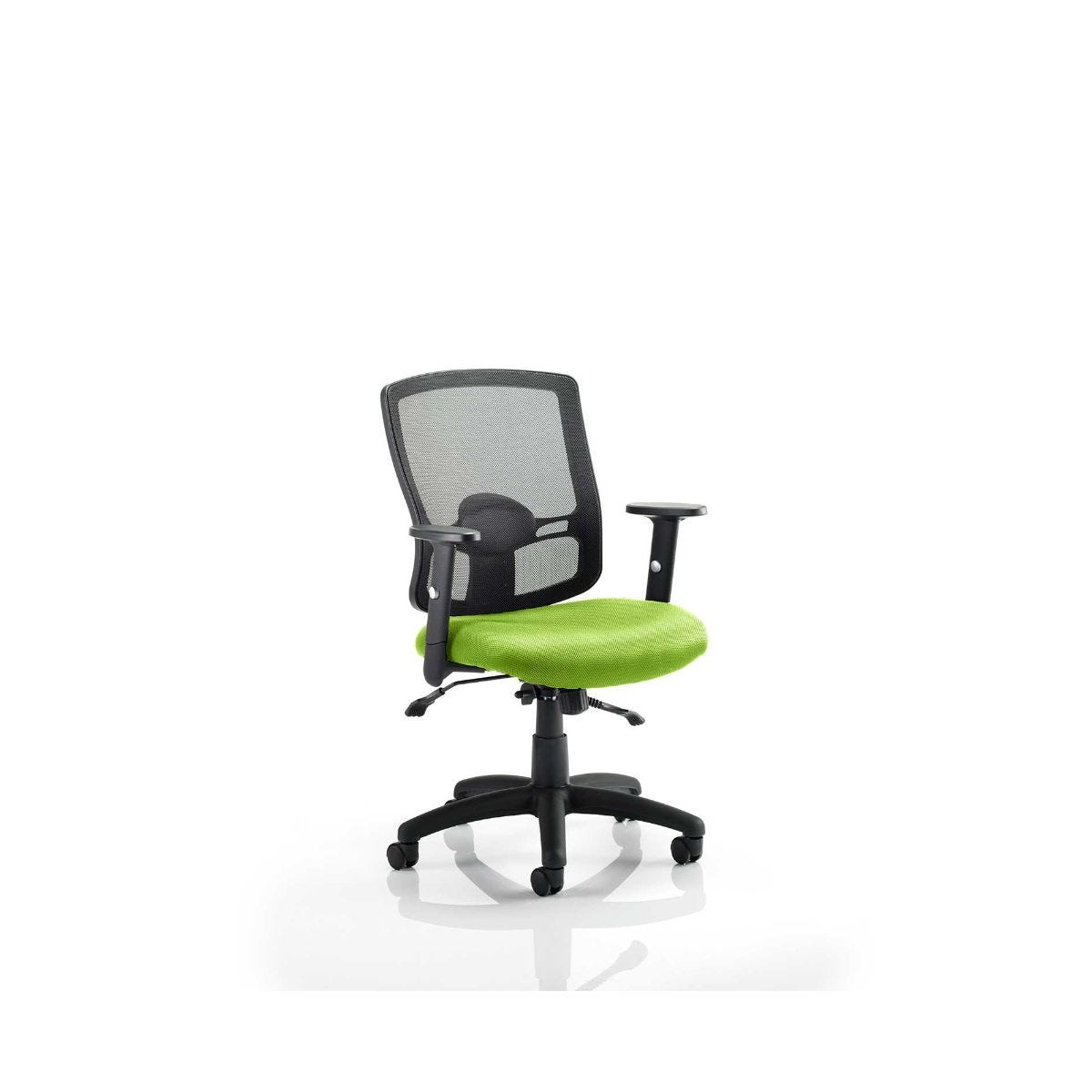 Portland Colour Office Chair, Myrhh