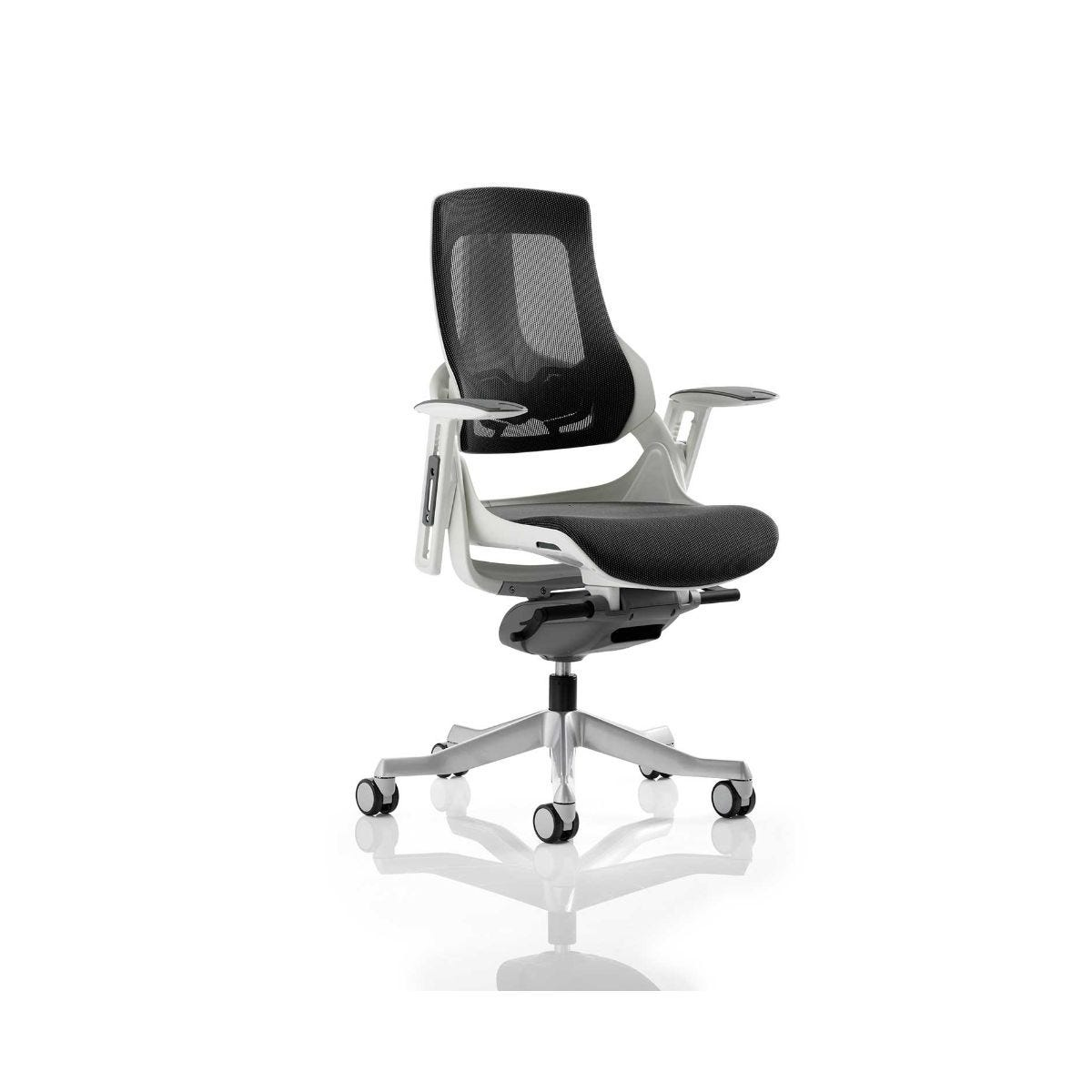 Zure Mesh Executive Office Chair, Black