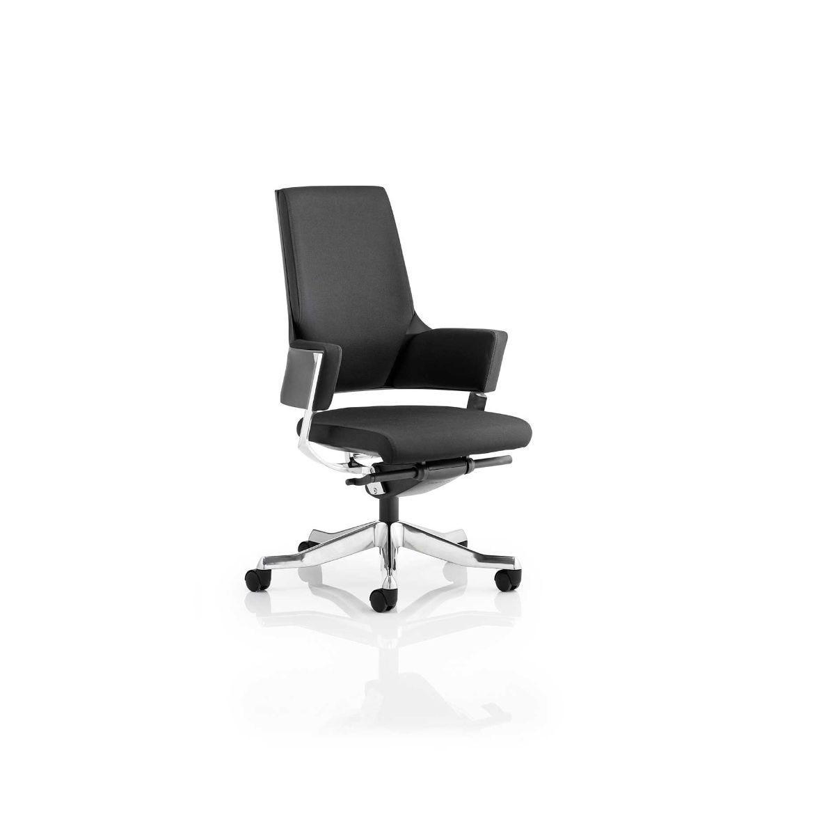 Enterprise Executive Office Chair, Black