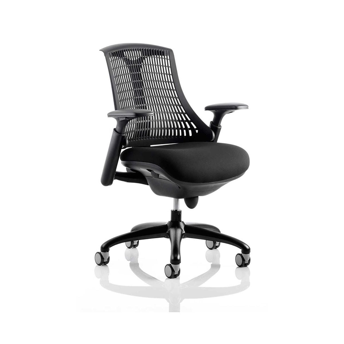 Flex Operator Office Chair, Black