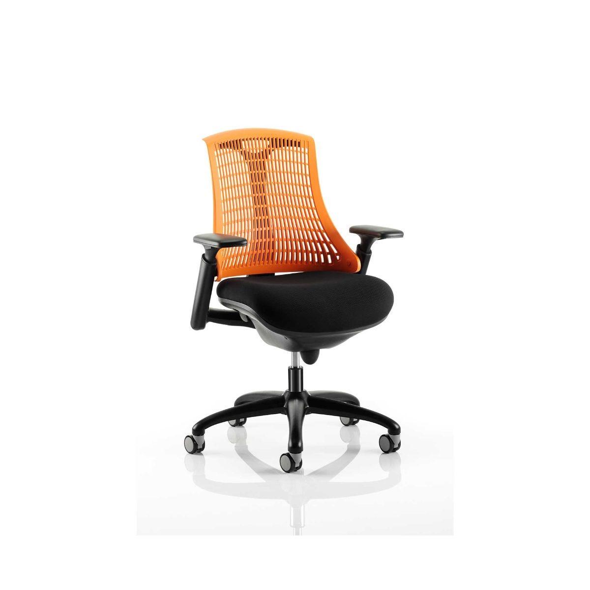 Flex Operator Office Chair, Orange