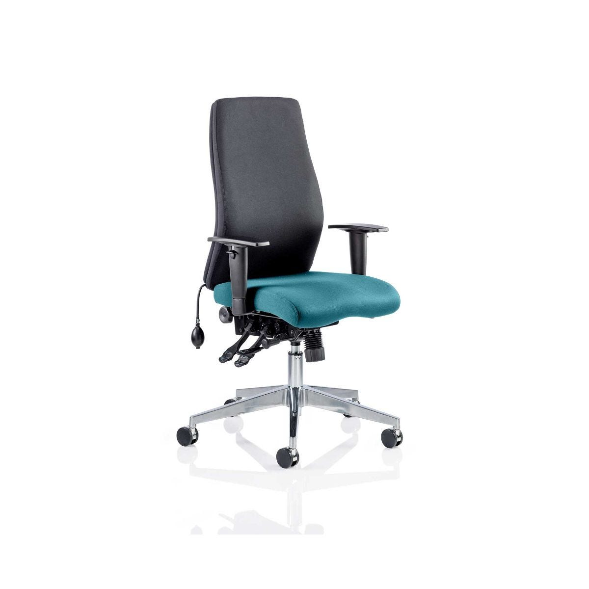Onyx Office Chair, Kingfisher