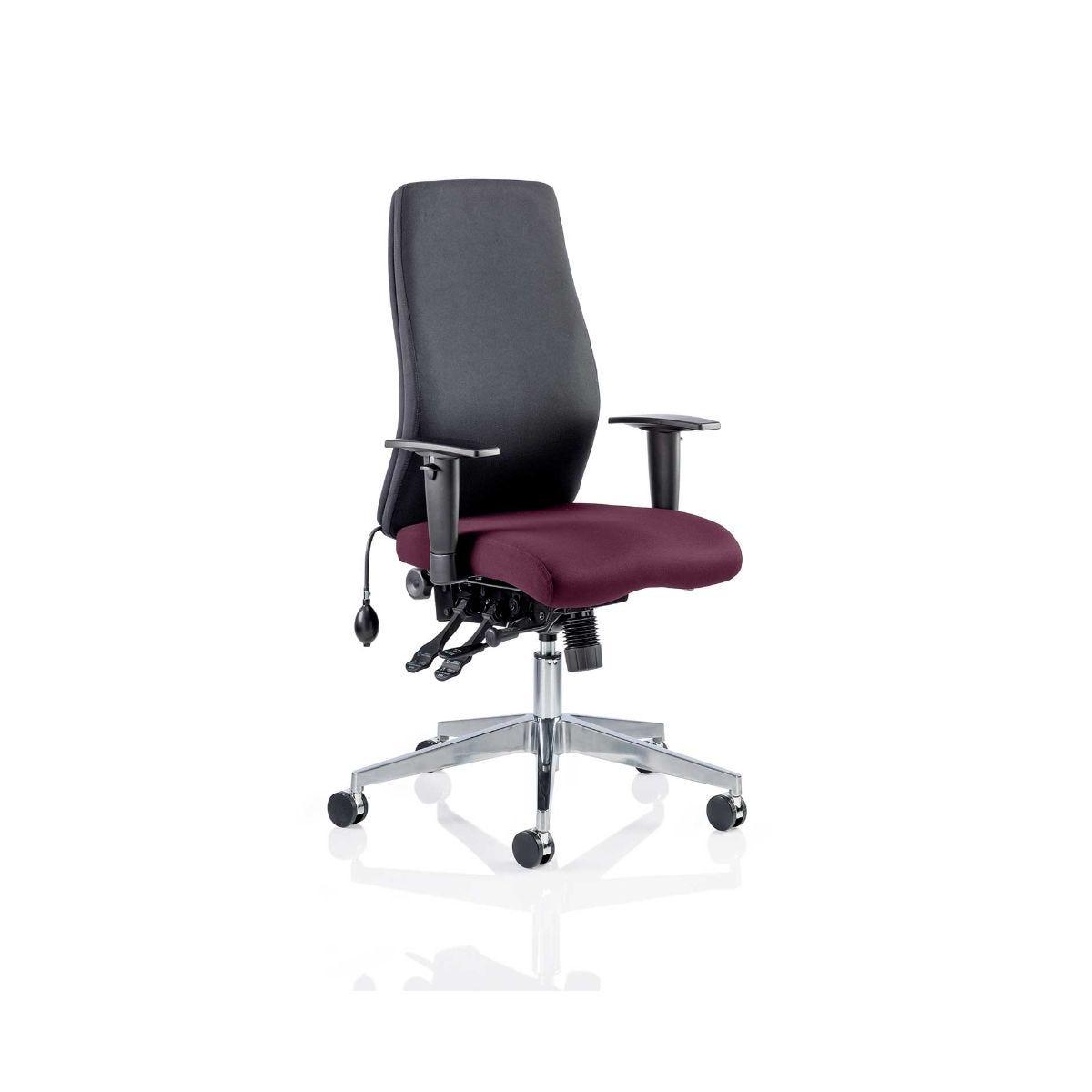 Onyx Office Chair, Purple