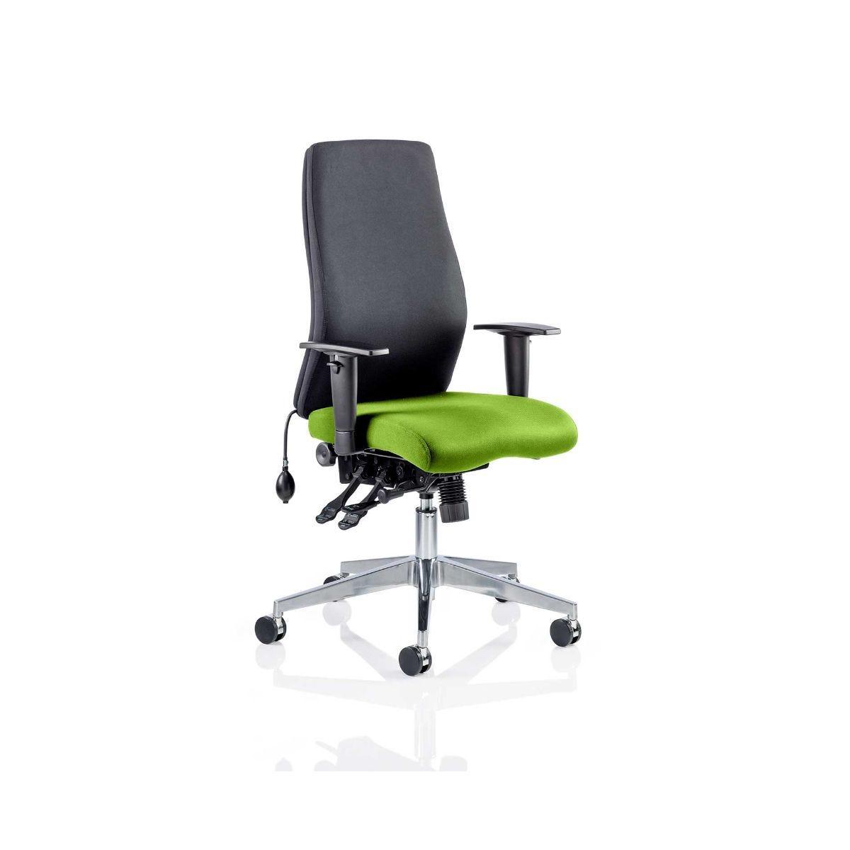 Onyx Office Chair, Swizzle