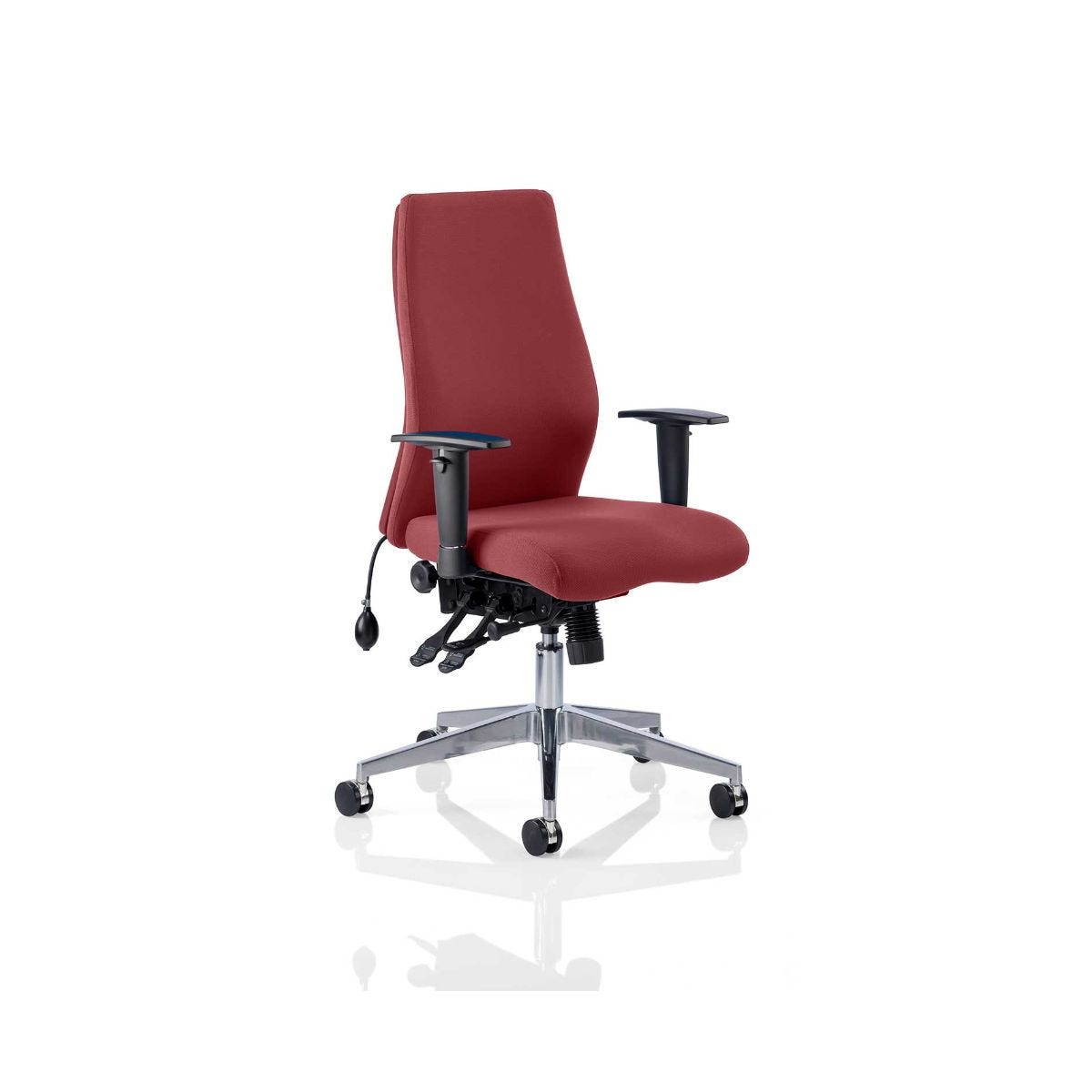 Onyx Bespoke Office Chair, Ginseng